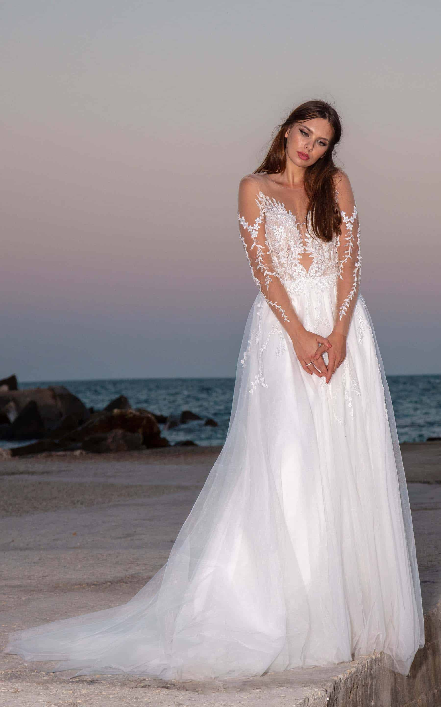 Rochie de Mireasa - Model Fayline - Adora Sposa (10)