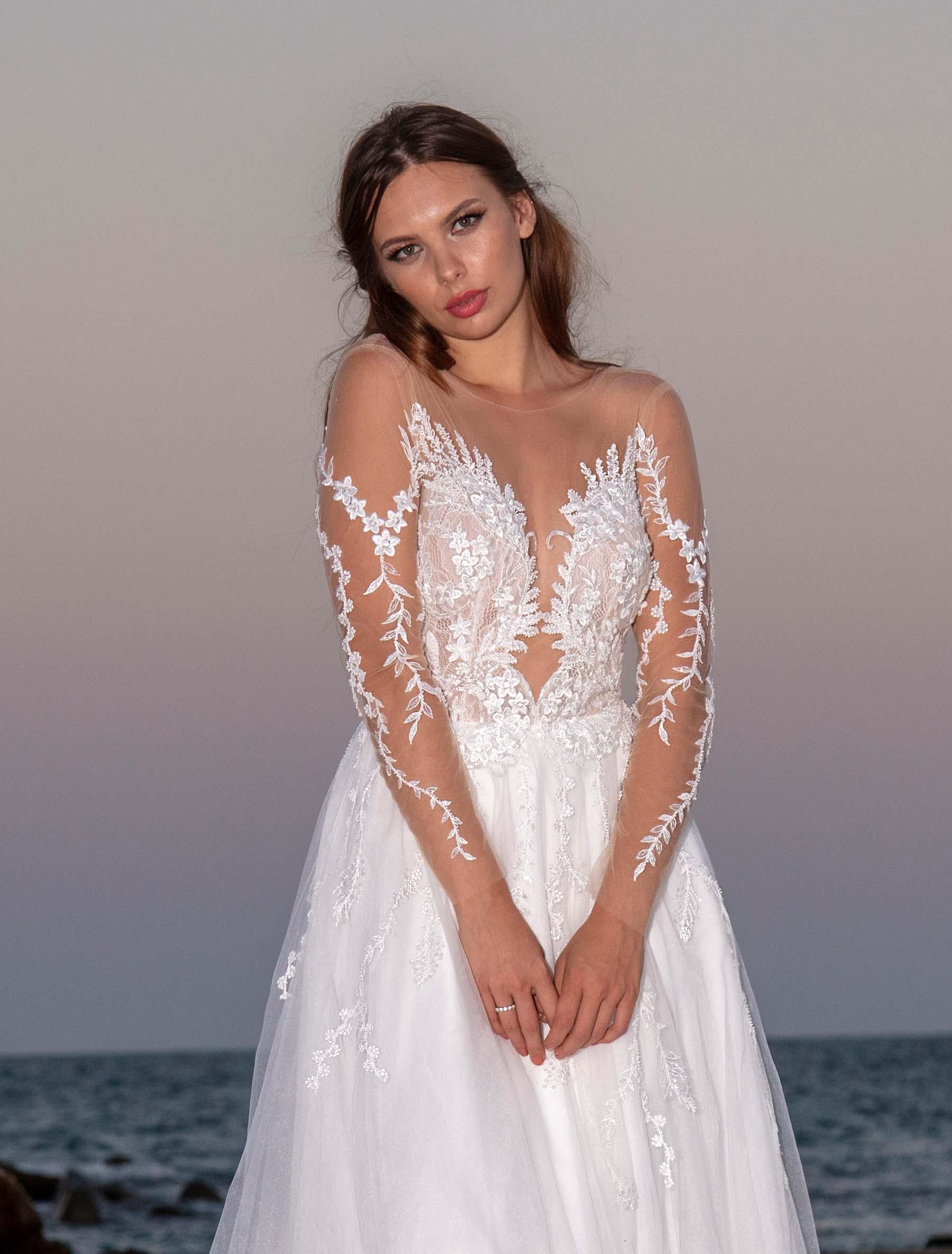 Rochie de Mireasa - Model Fayline - Adora Sposa (12)