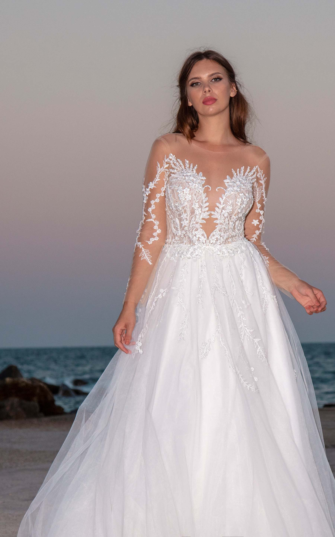 Rochie de Mireasa - Model Fayline - Adora Sposa (13)