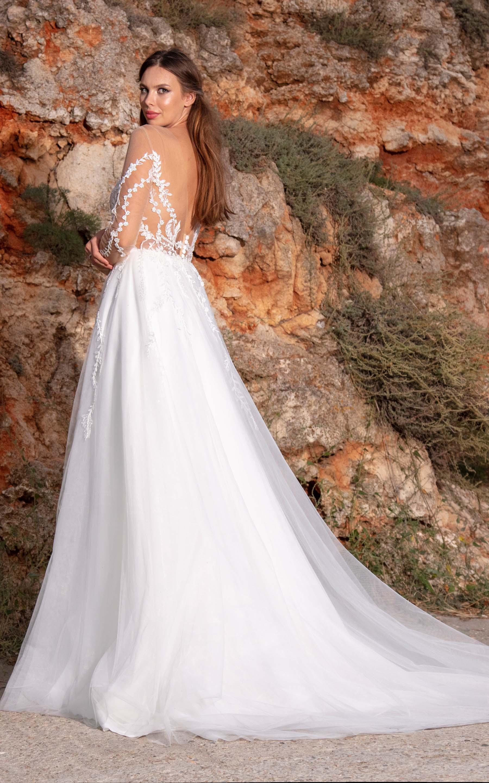 Rochie de Mireasa - Model Fayline - Adora Sposa (7)