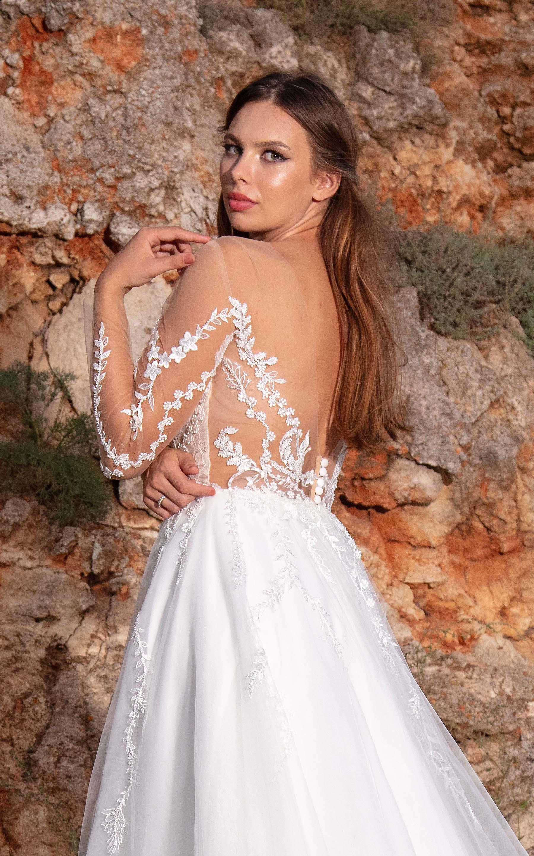 Rochie de Mireasa - Model Fayline - Adora Sposa (9)