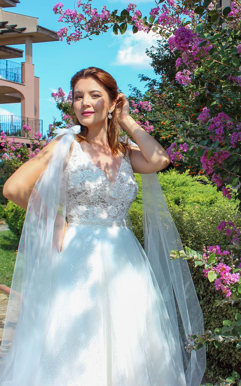 Rochie de Mireasa - Model Felicia - Adora Sposa (2)