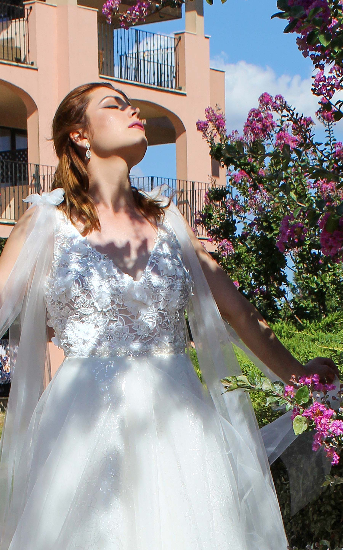 Rochie de Mireasa - Model Felicia - Adora Sposa (5)