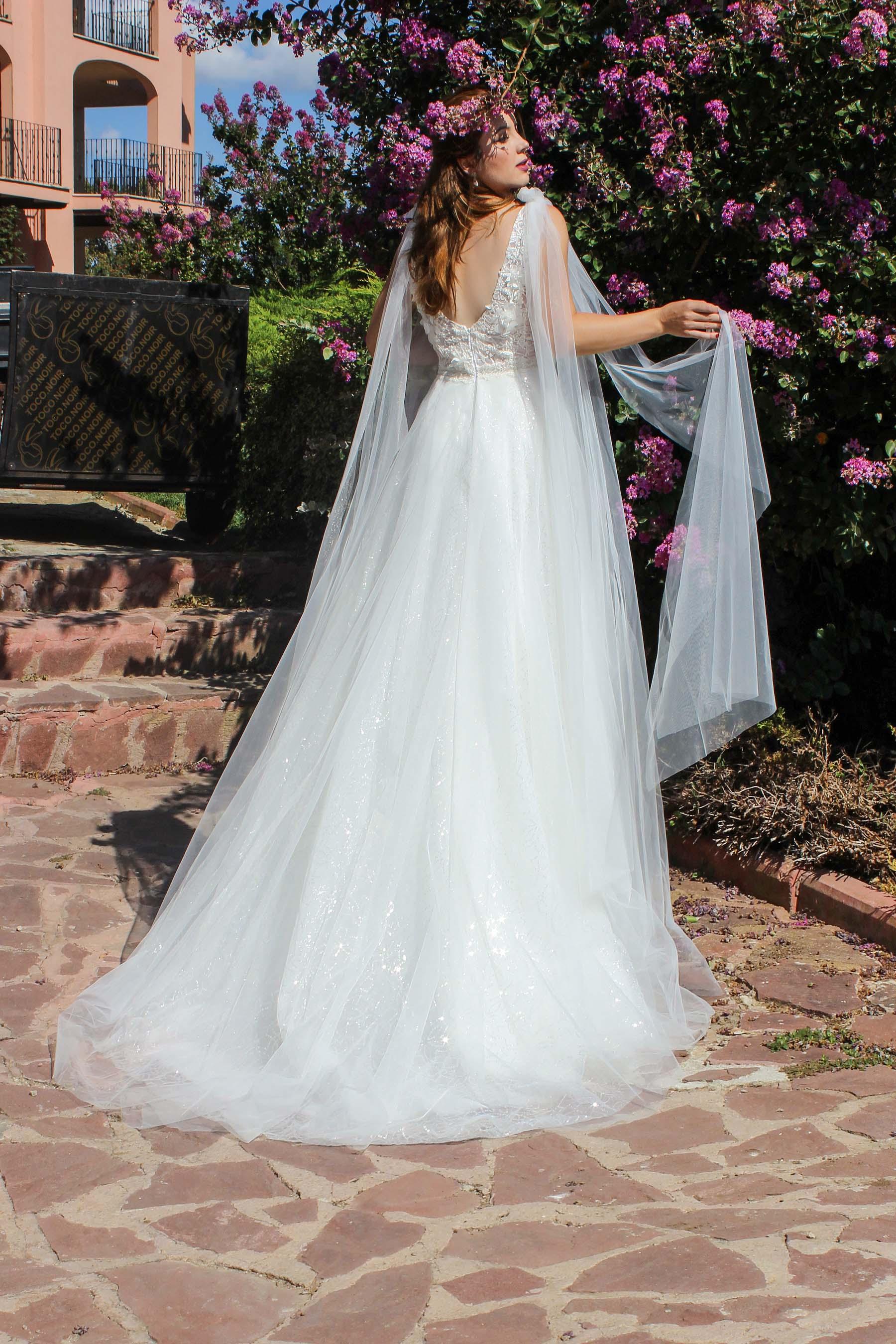Rochie de Mireasa - Model Felicia - Adora Sposa (7)