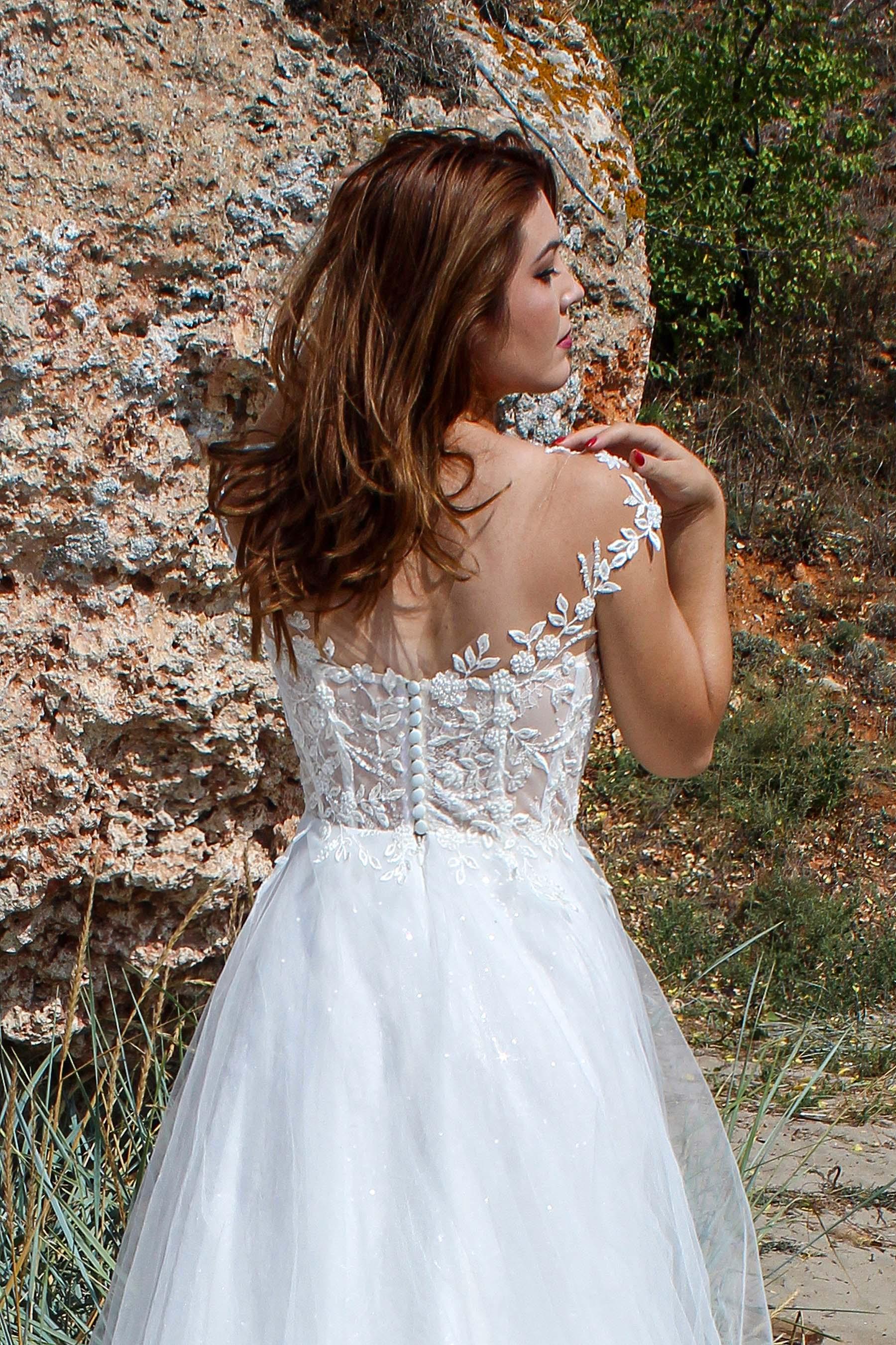 Rochie de Mireasa - Model Felicity - Adora Sposa (5)