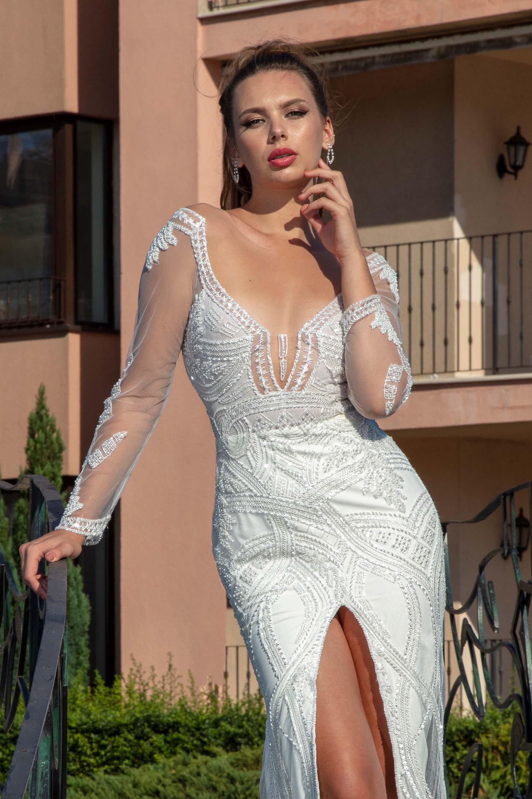 Rochie de Mireasa - Model Felix - Adora Sposa (1)