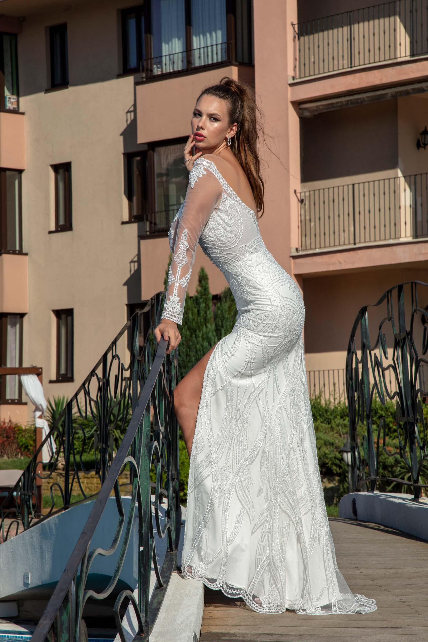 Rochie de Mireasa - Model Felix - Adora Sposa (2)