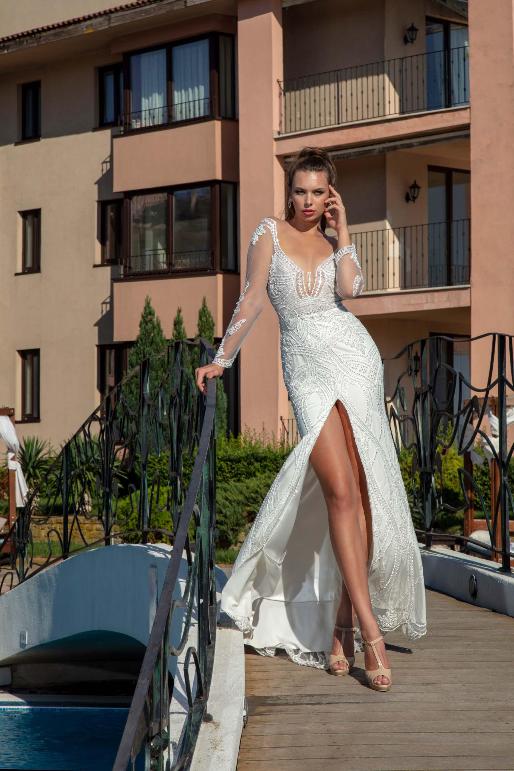Rochie de Mireasa - Model Felix - Adora Sposa (3)