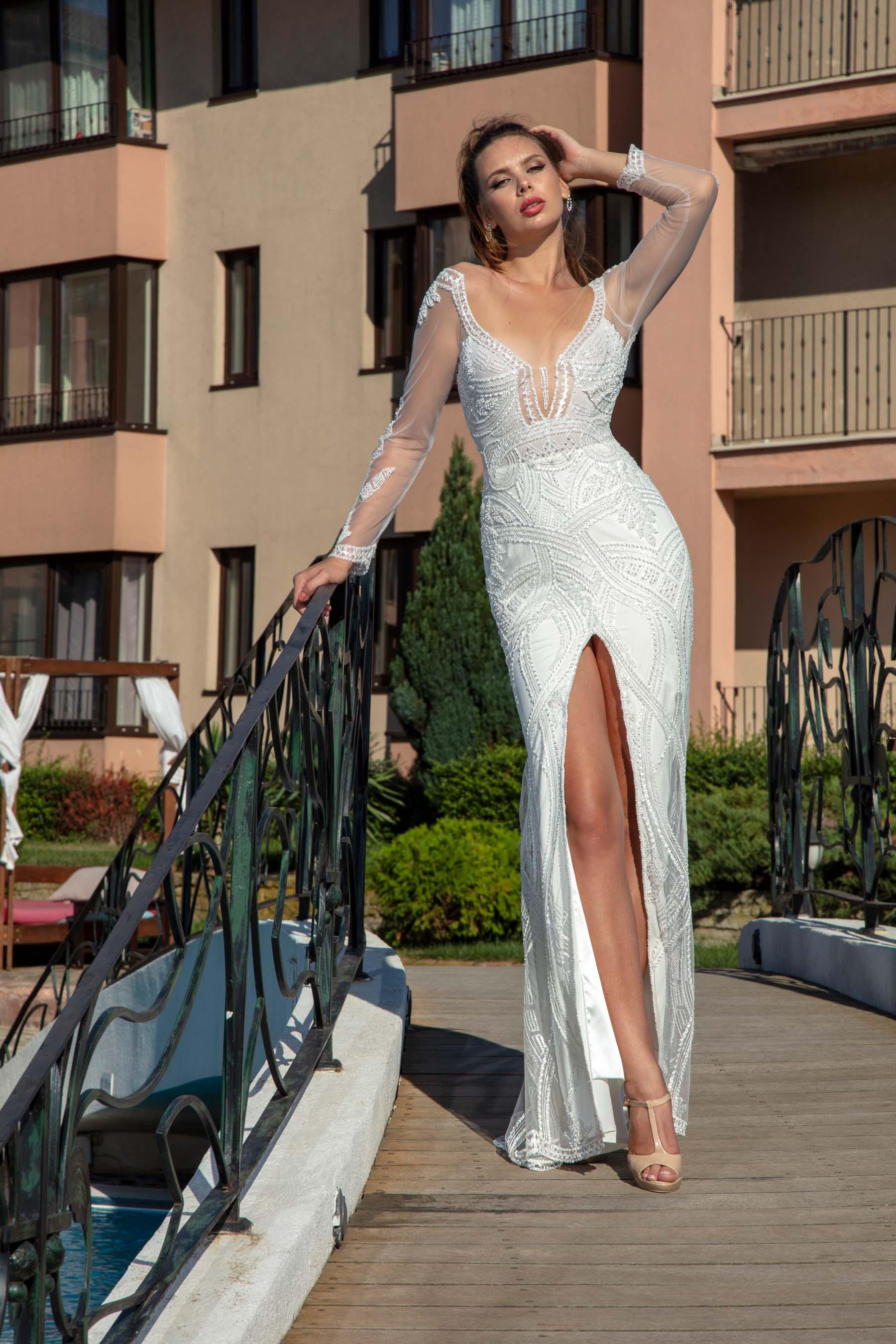 Rochie de Mireasa - Model Felix - Adora Sposa (4)