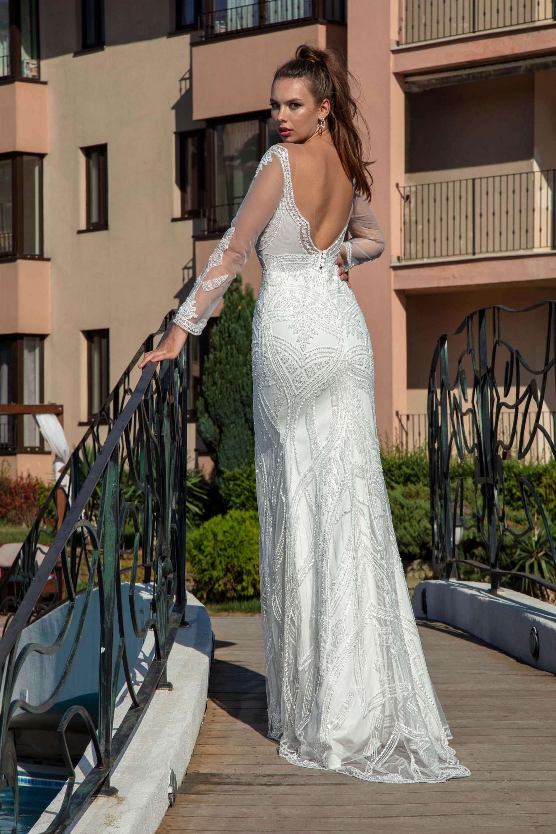 Rochie de Mireasa - Model Felix - Adora Sposa (5)