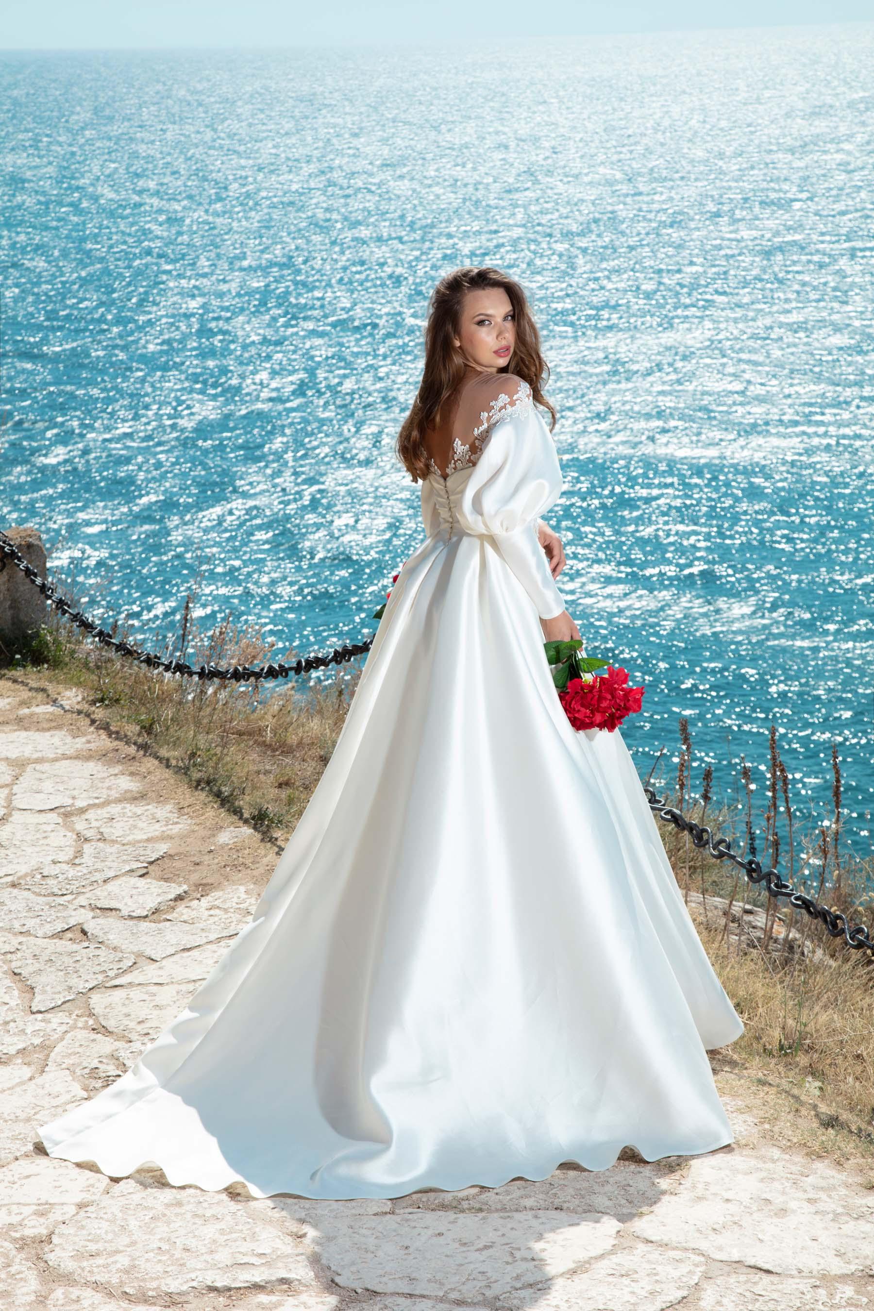 Rochie de Mireasa - Model Fernanda - Adora Sposa (1)