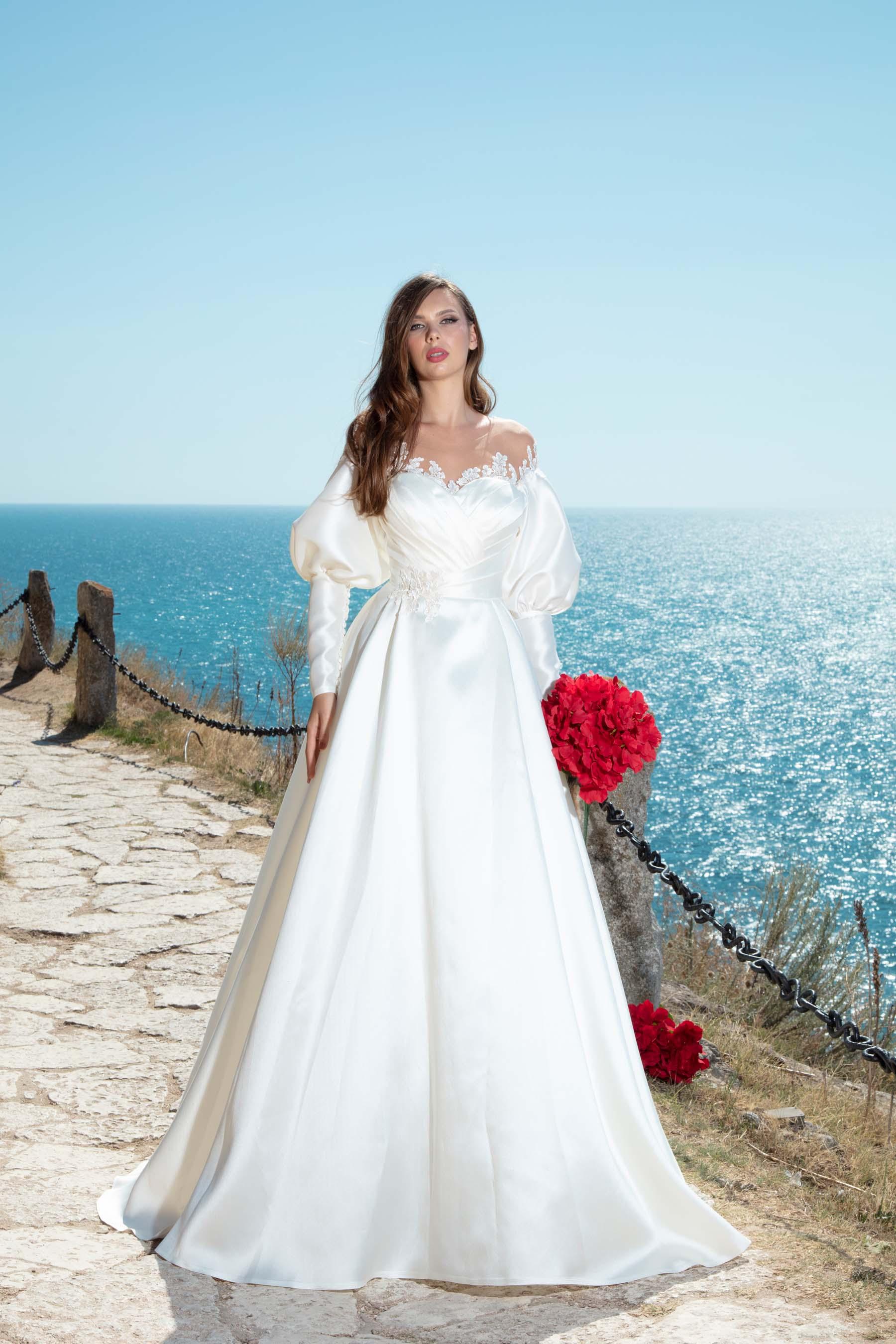 Rochie de Mireasa - Model Fernanda - Adora Sposa (2)