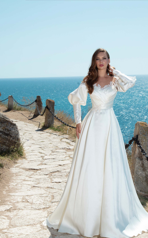 Rochie de Mireasa - Model Fernanda - Adora Sposa (3)