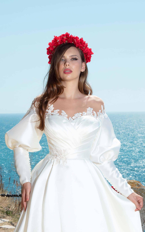 Rochie de Mireasa - Model Fernanda - Adora Sposa (5)