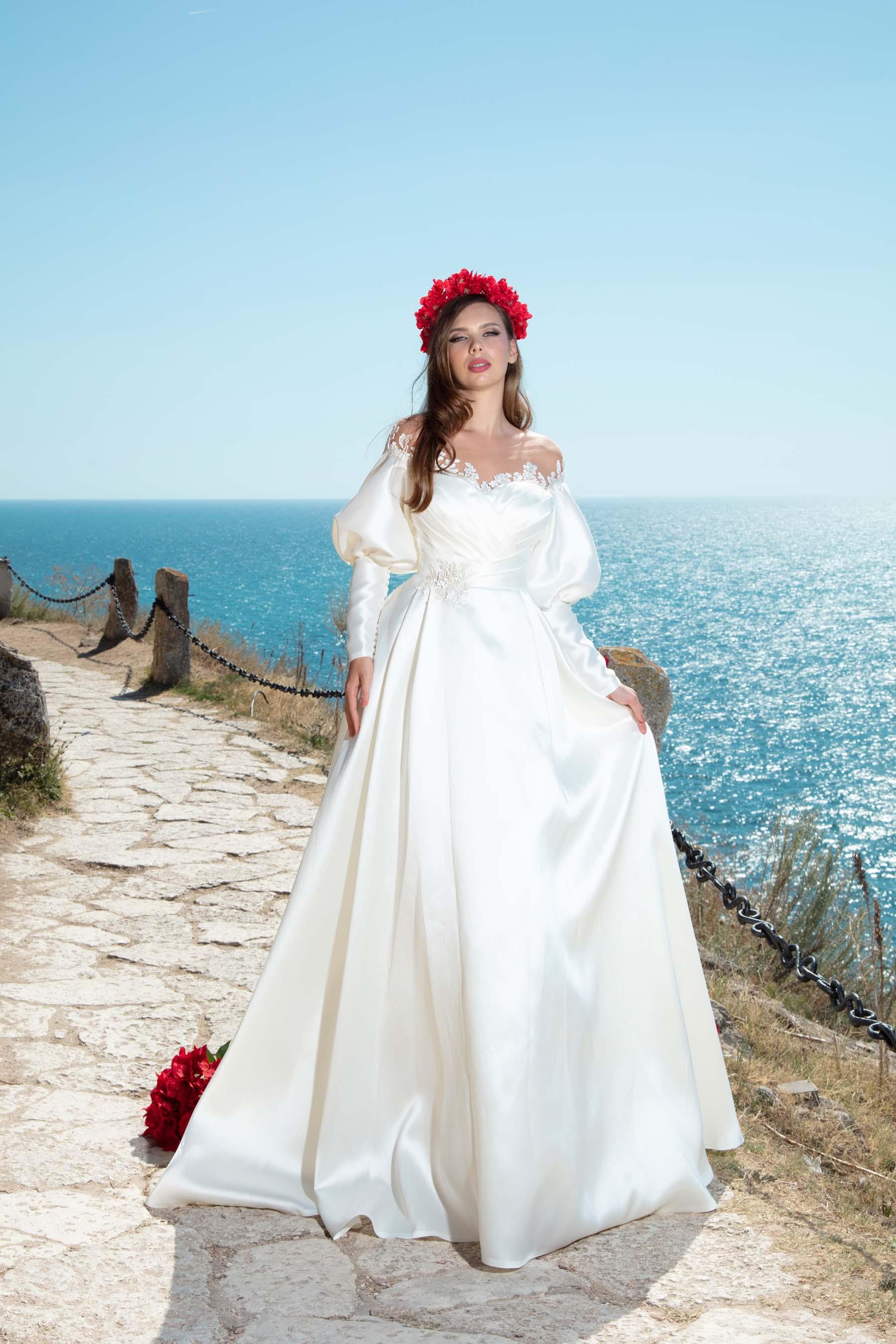 Rochie de Mireasa - Model Fernanda - Adora Sposa (7)