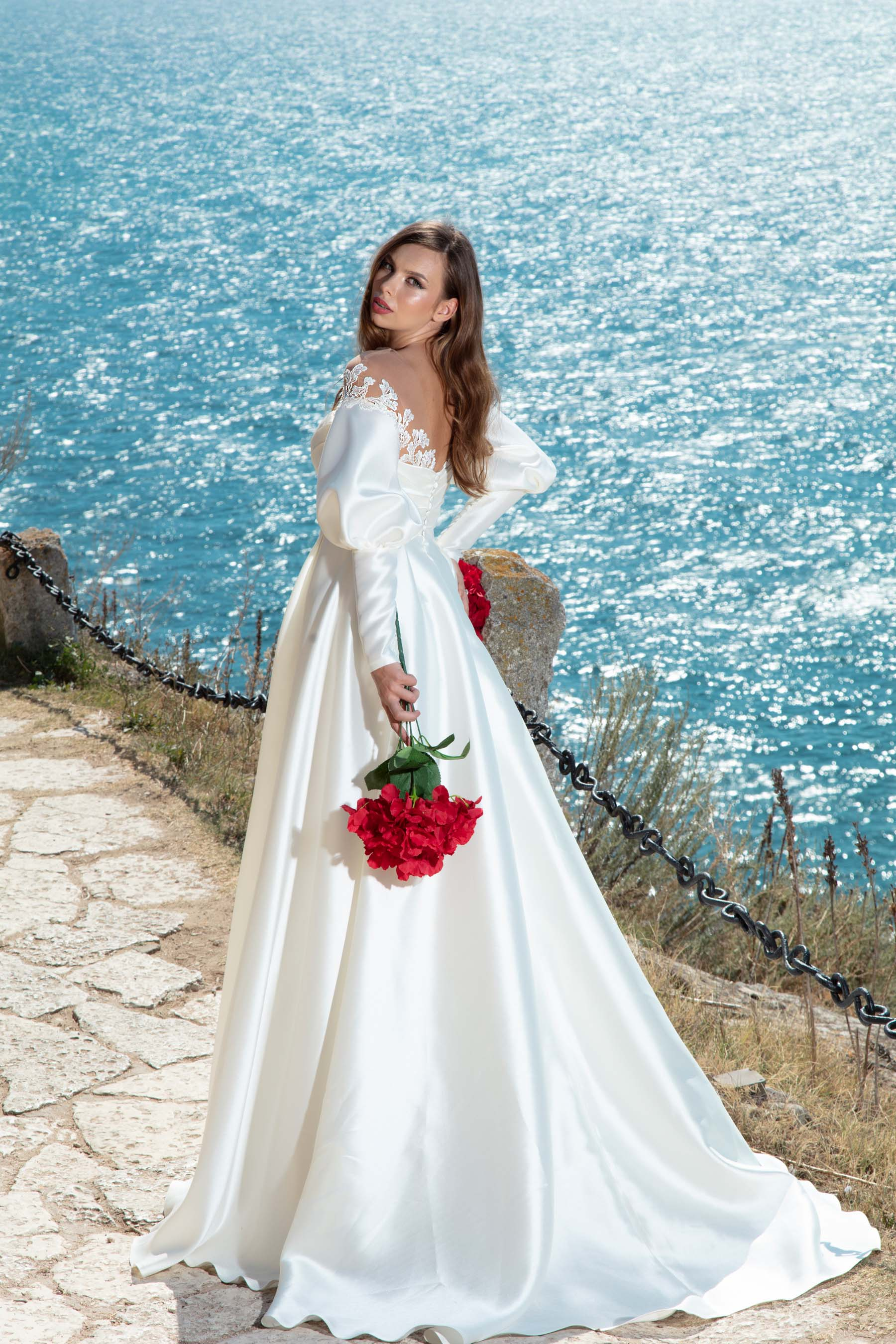 Rochie de Mireasa - Model Fernanda - Adora Sposa (8)