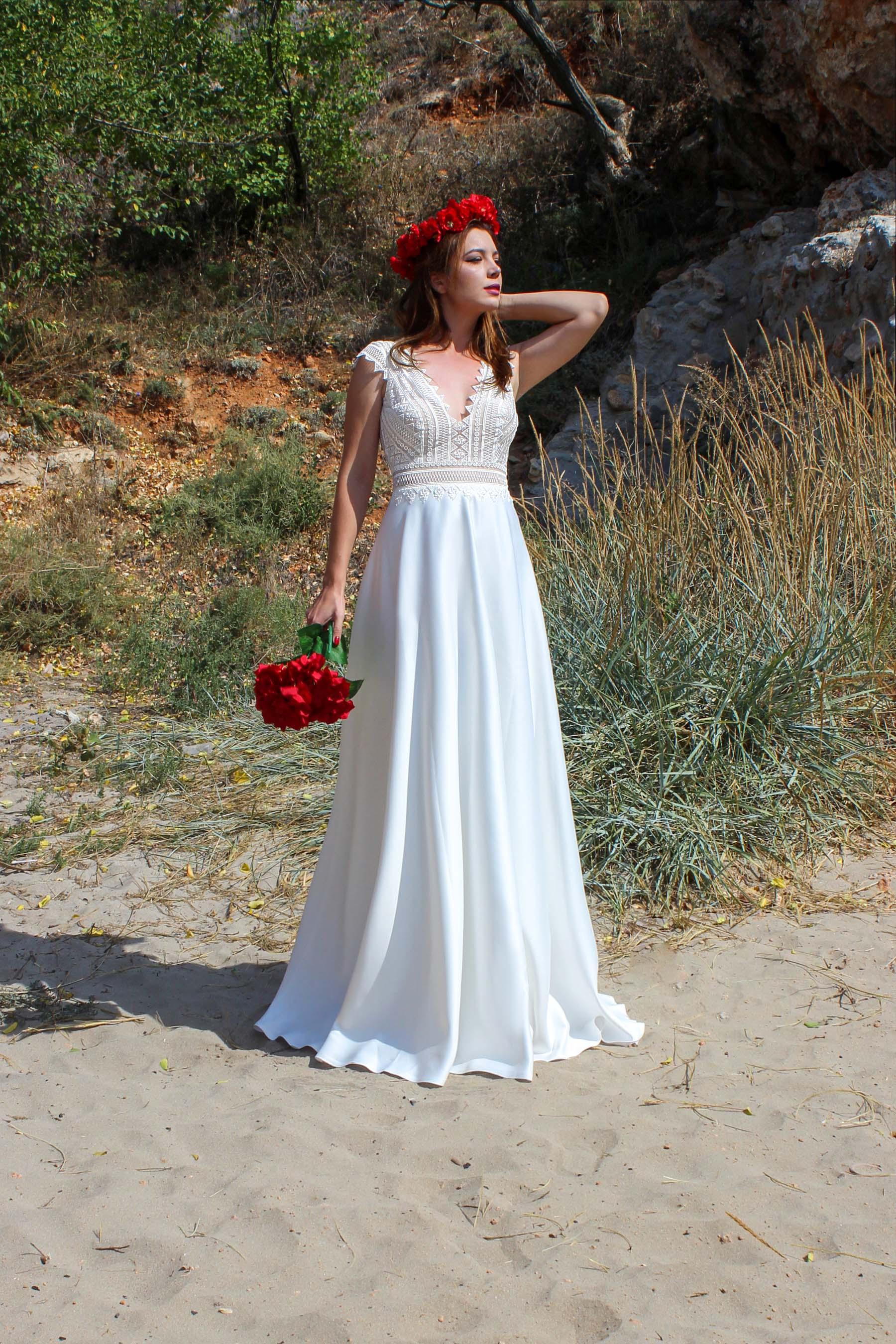 Rochie de Mireasa - Model Fia - Adora Sposa (2)