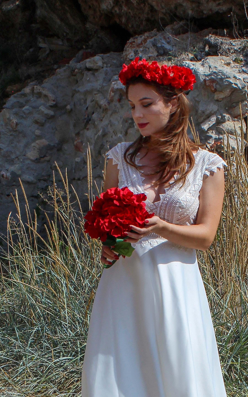 Rochie de Mireasa - Model Fia - Adora Sposa (3)