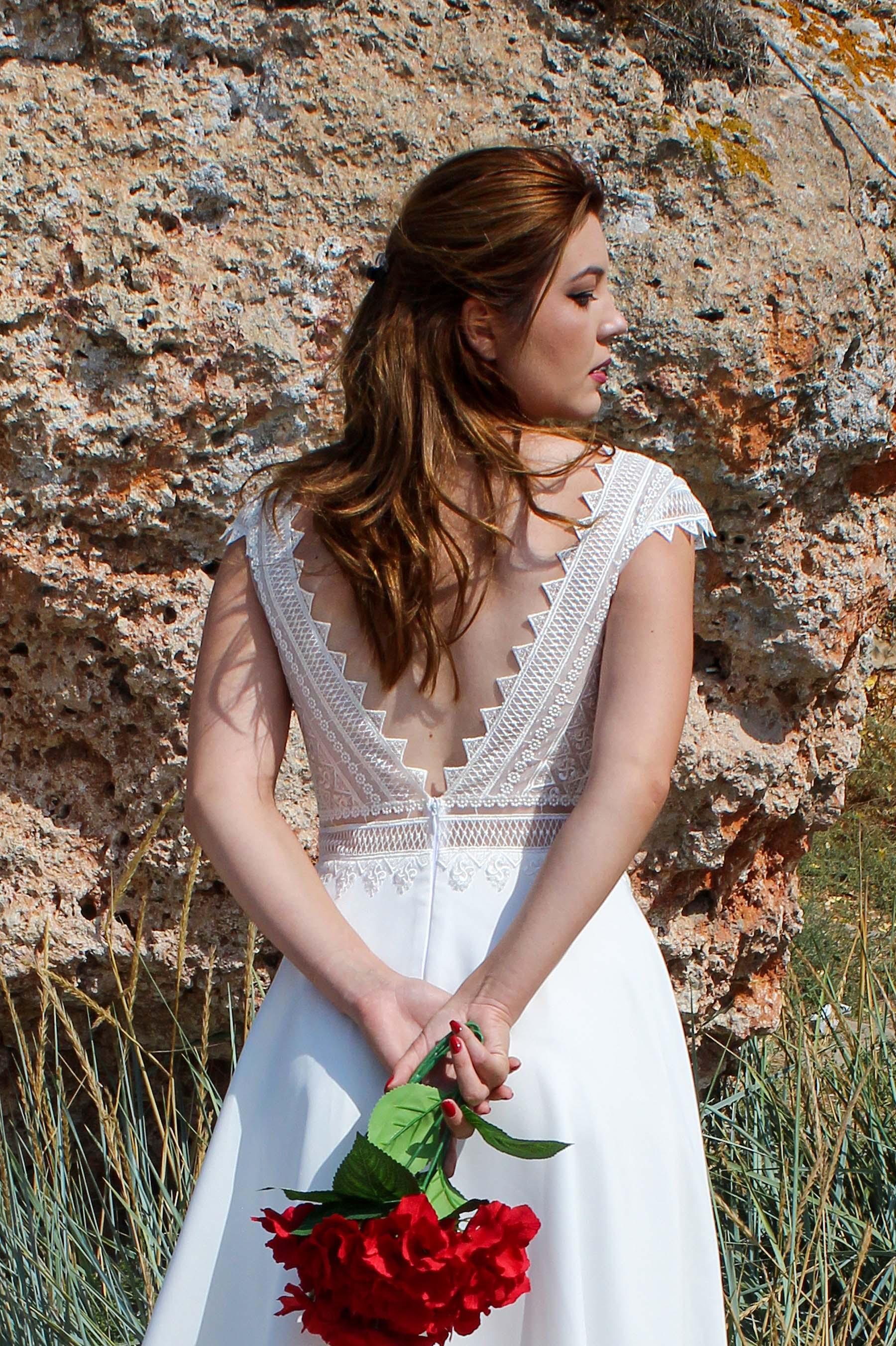 Rochie de Mireasa - Model Fia - Adora Sposa (6)
