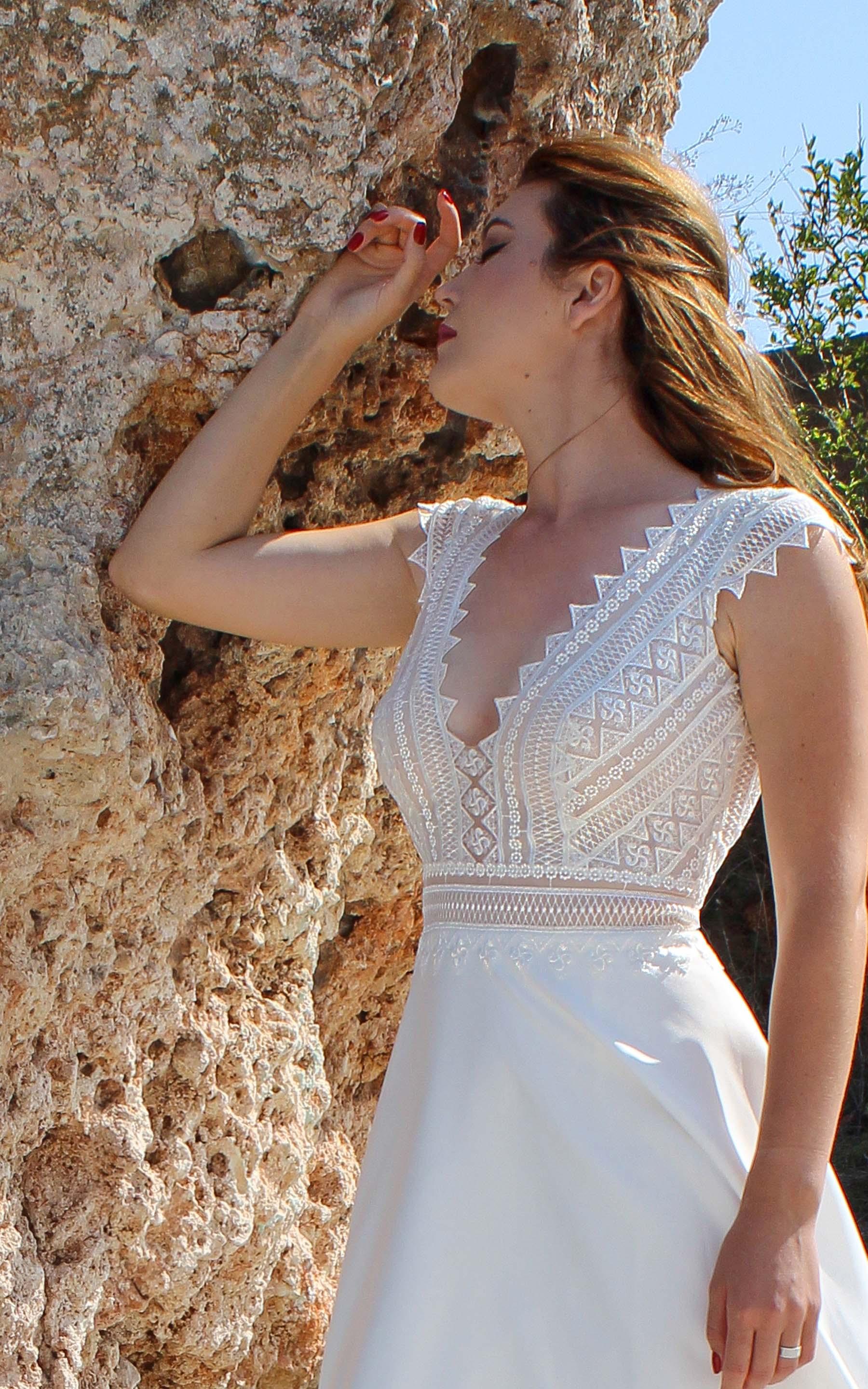 Rochie de Mireasa - Model Fia - Adora Sposa (8)