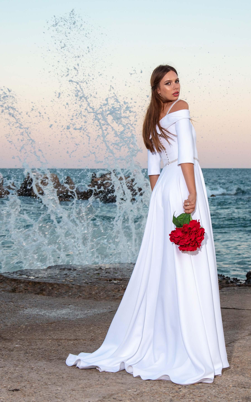 Rochie de Mireasa - Model Fiona - Adora Sposa (15)