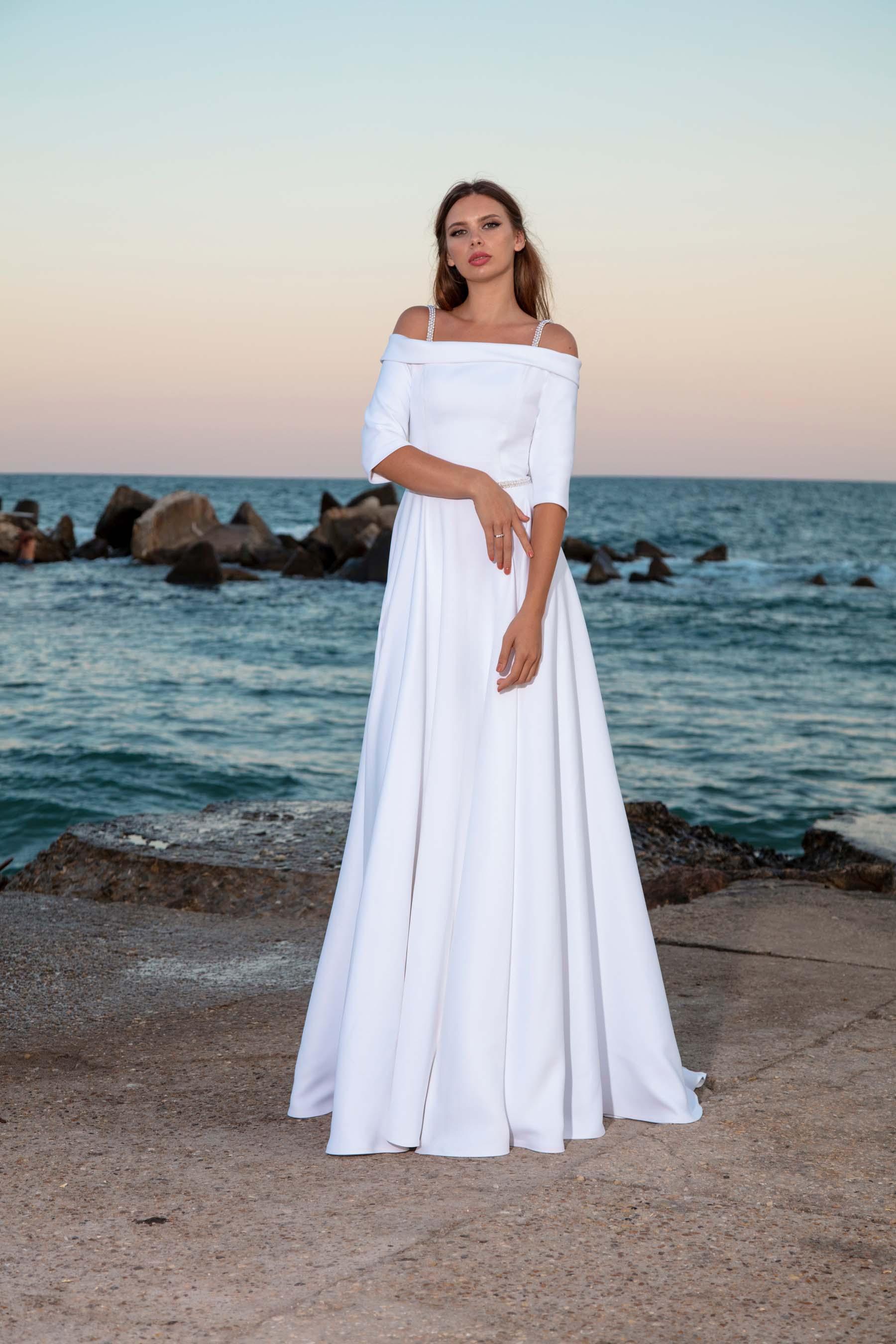 Rochie de Mireasa - Model Fiona - Adora Sposa (4)