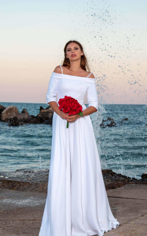 Rochie de Mireasa - Model Fiona - Adora Sposa (7)