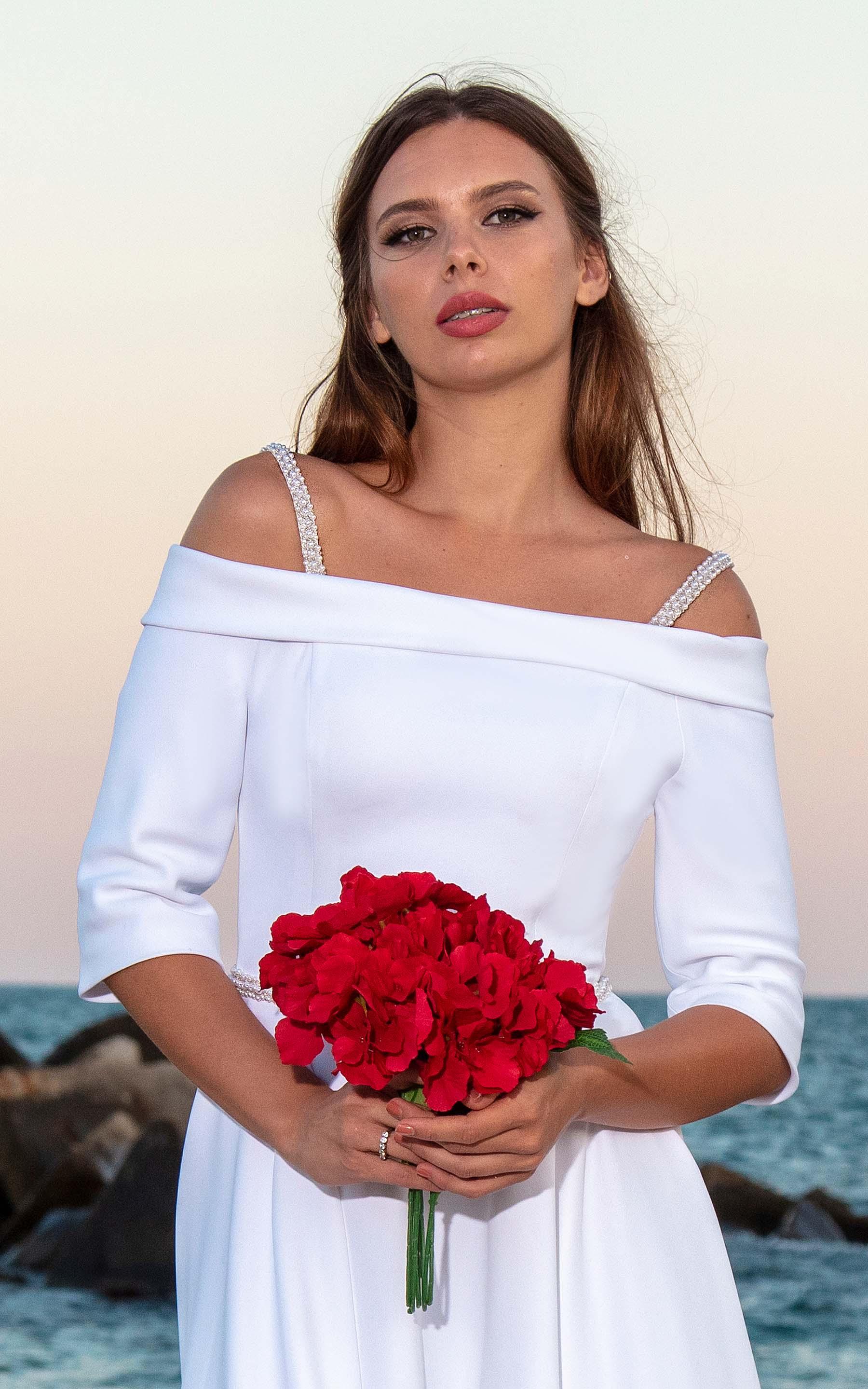 Rochie de Mireasa - Model Fiona - Adora Sposa (9)