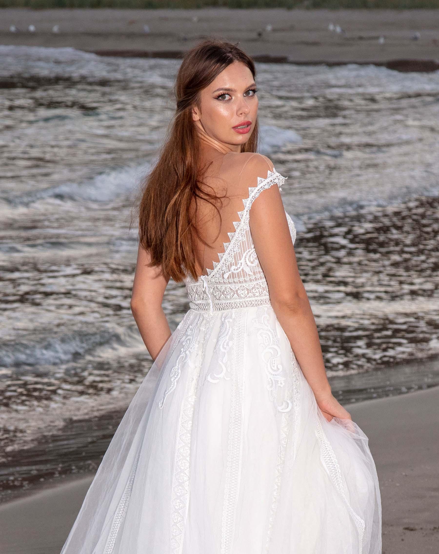 Rochie de Mireasa - Model Firenze - Adora Sposa (10)