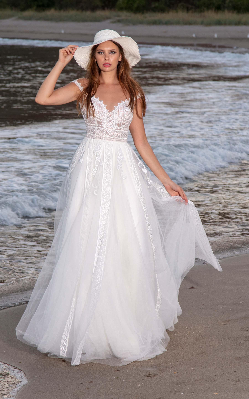 Rochie de Mireasa - Model Firenze - Adora Sposa (5)