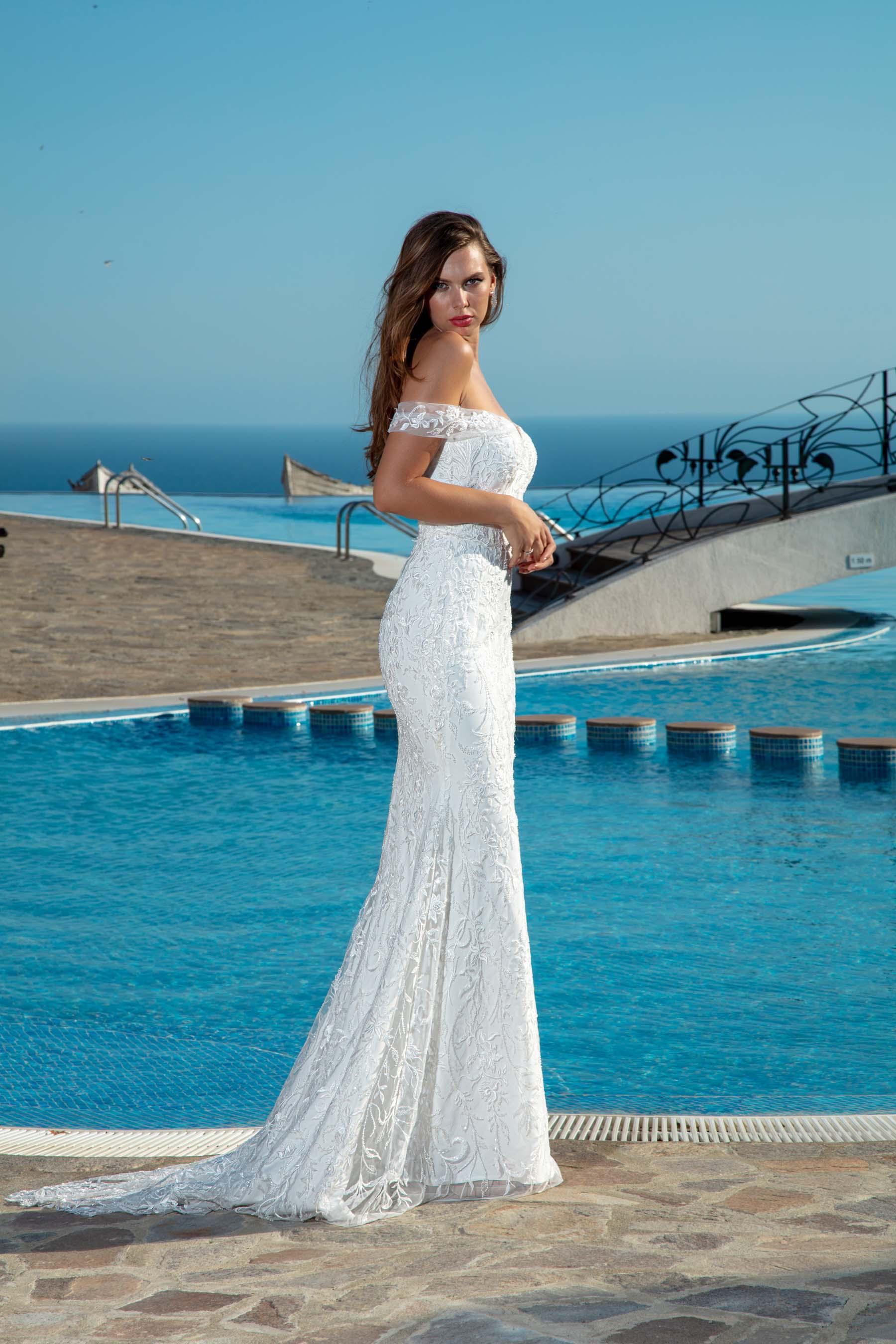 Rochie de Mireasa - Model Flavia - Adora Sposa (2)
