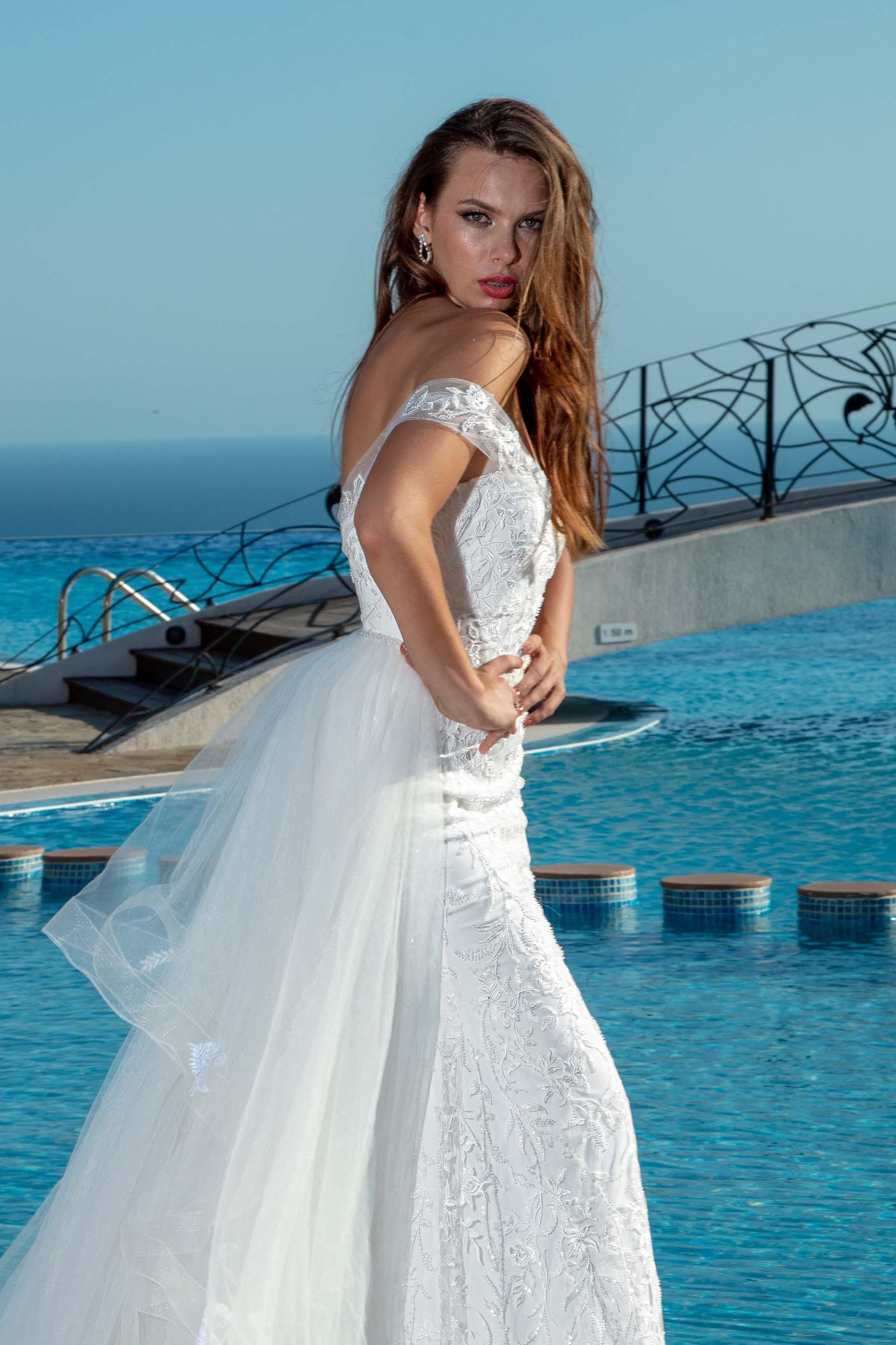 Rochie de Mireasa - Model Flavia - Adora Sposa (9)