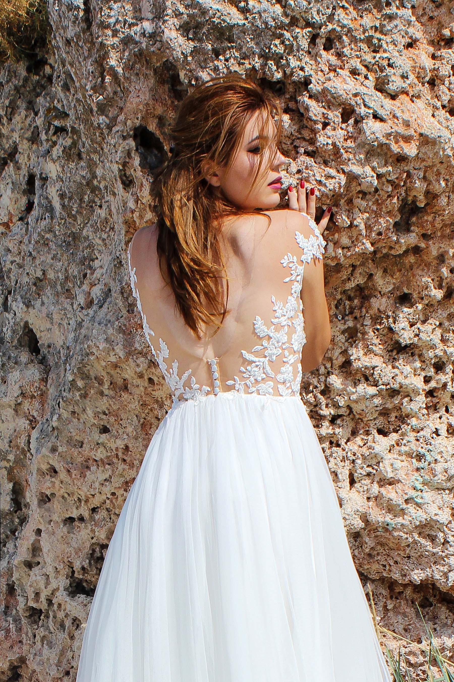 Rochie de Mireasa - Model Fleur - Adora Sposa (1)