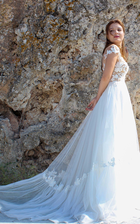 Rochie de Mireasa - Model Fleur - Adora Sposa (3)