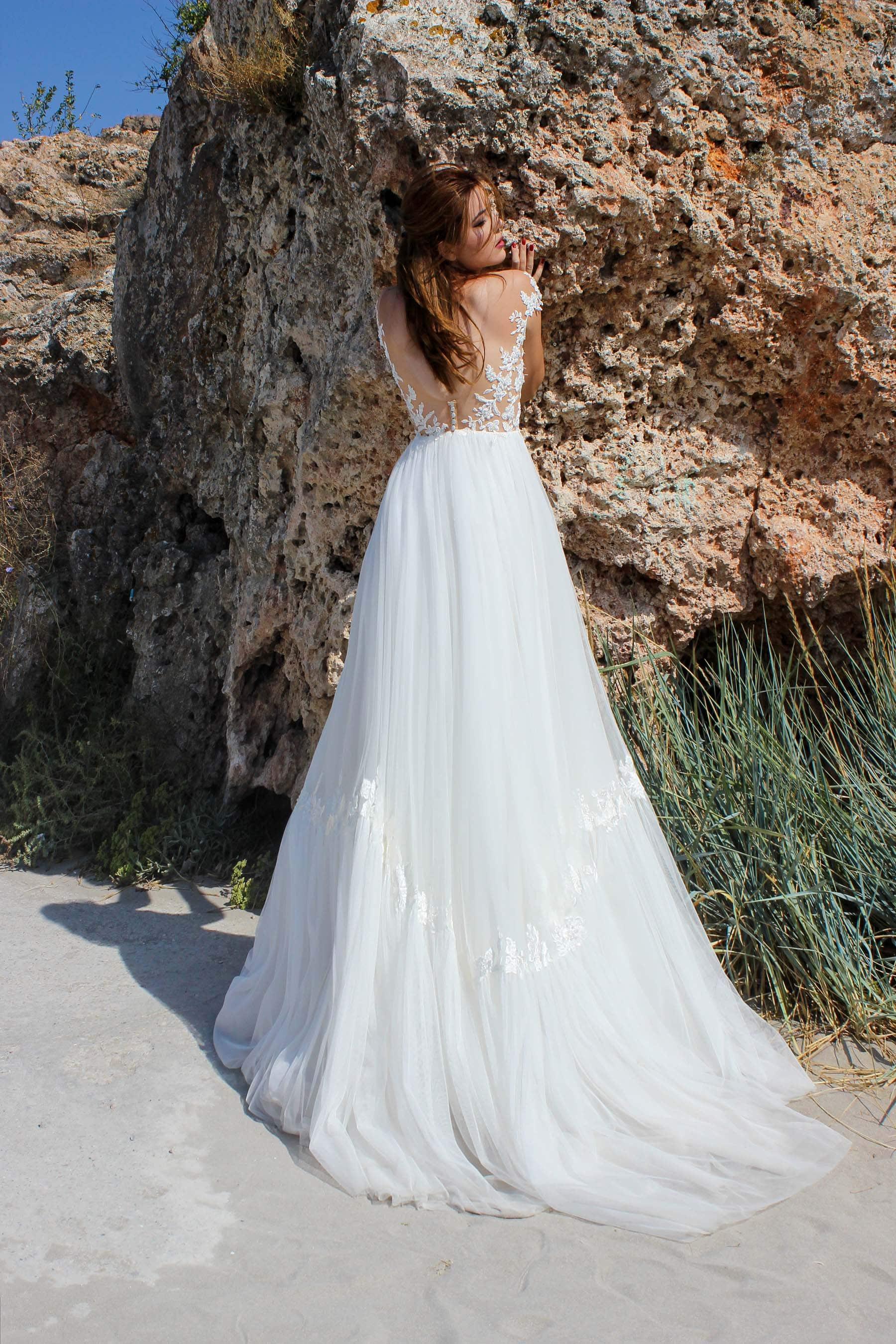 Rochie de Mireasa - Model Fleur - Adora Sposa (7)