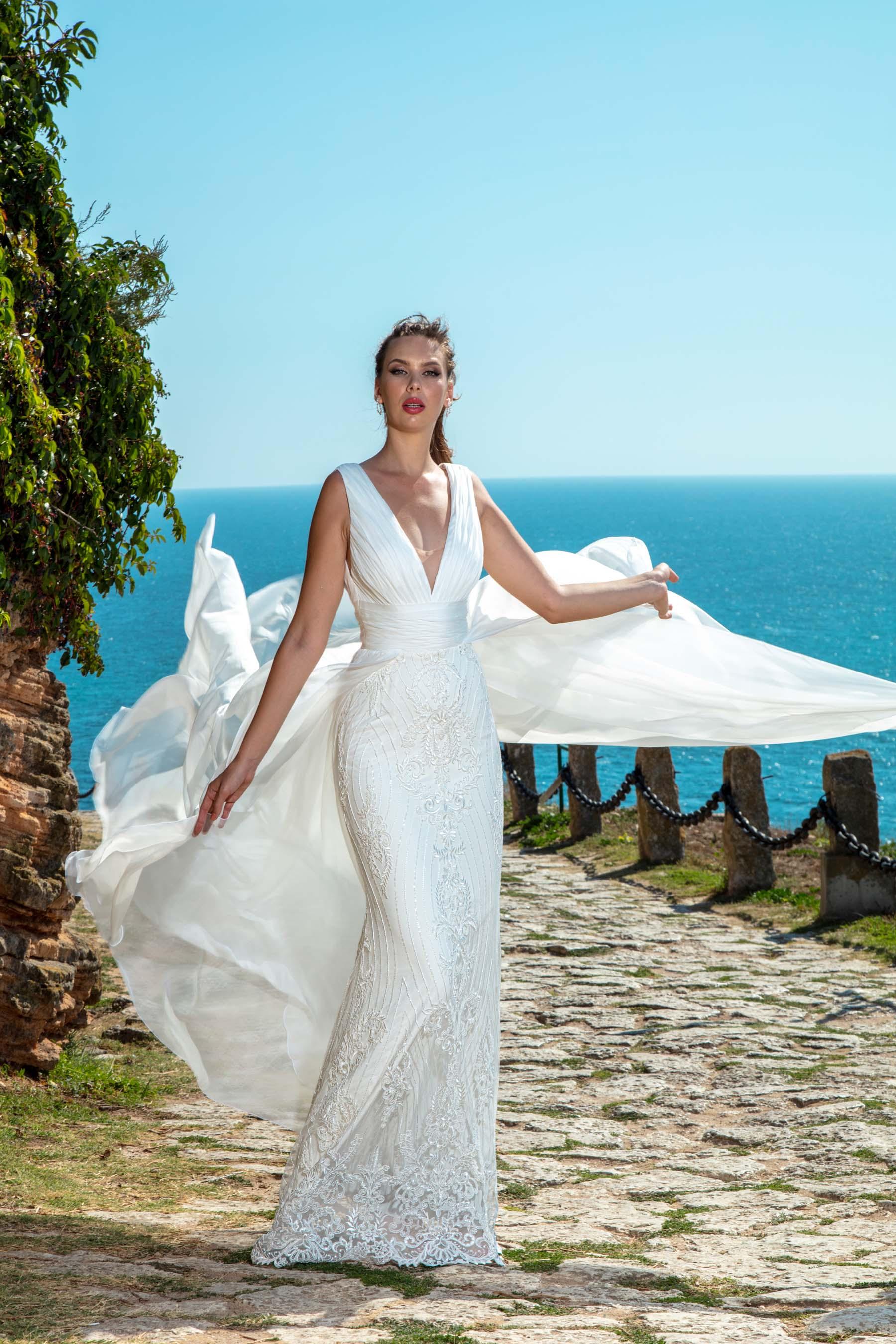 Rochie de Mireasa - Model Fonda - Adora Sposa (2)