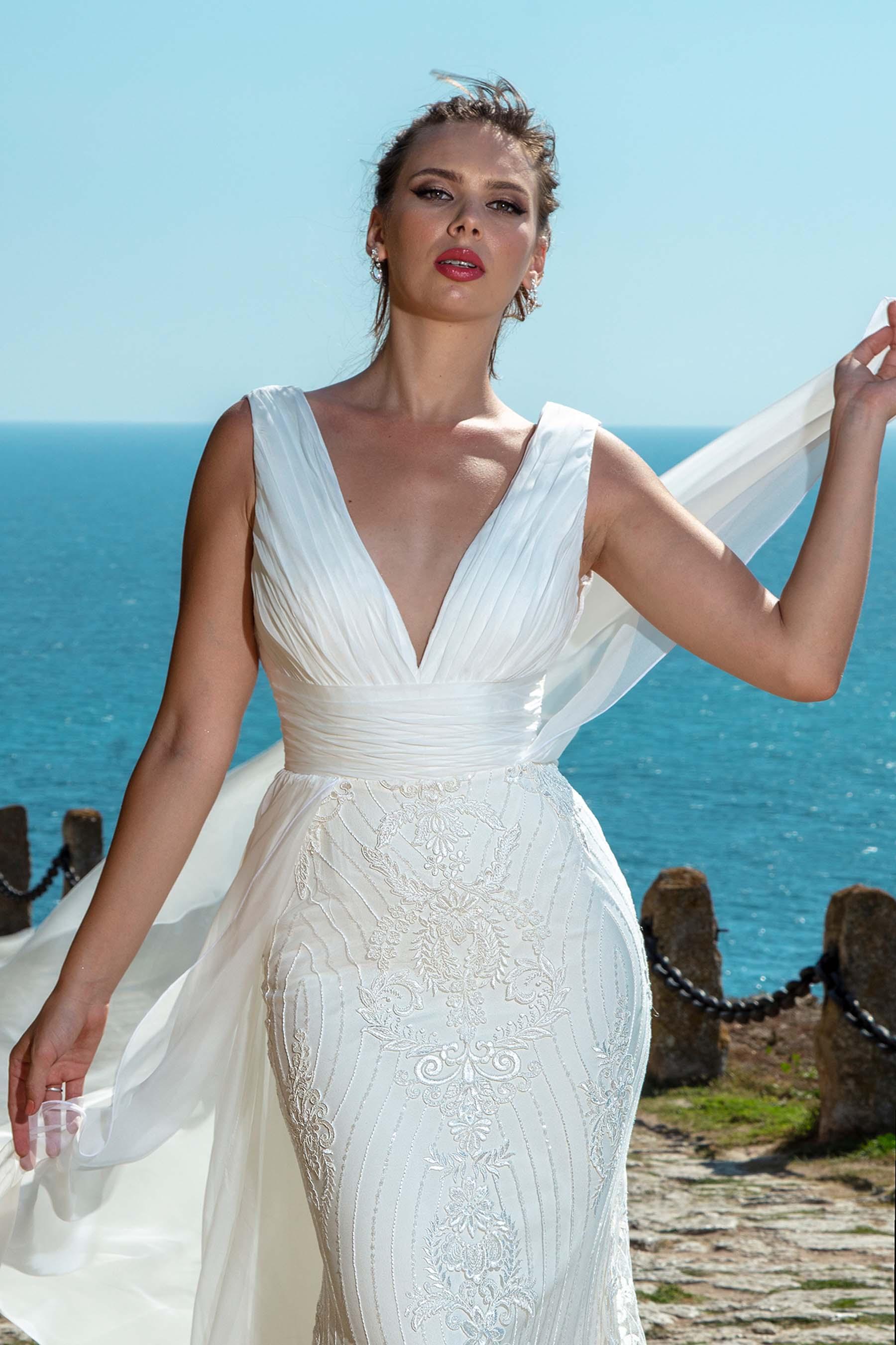 Rochie de Mireasa - Model Fonda - Adora Sposa (4)
