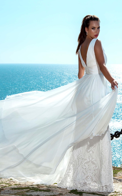 Rochie de Mireasa - Model Fonda - Adora Sposa (5)
