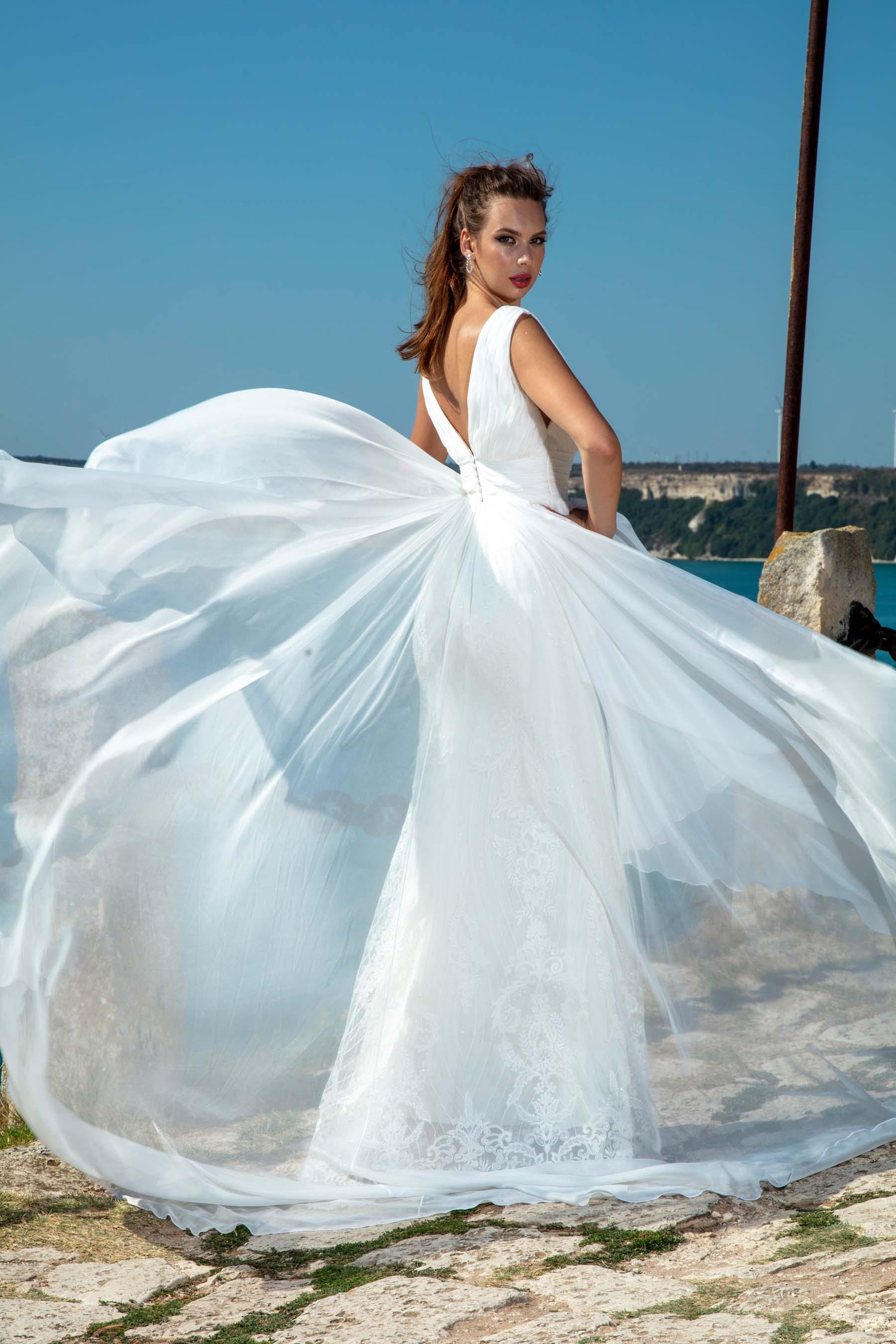 Rochie de Mireasa - Model Fonda - Adora Sposa (7)