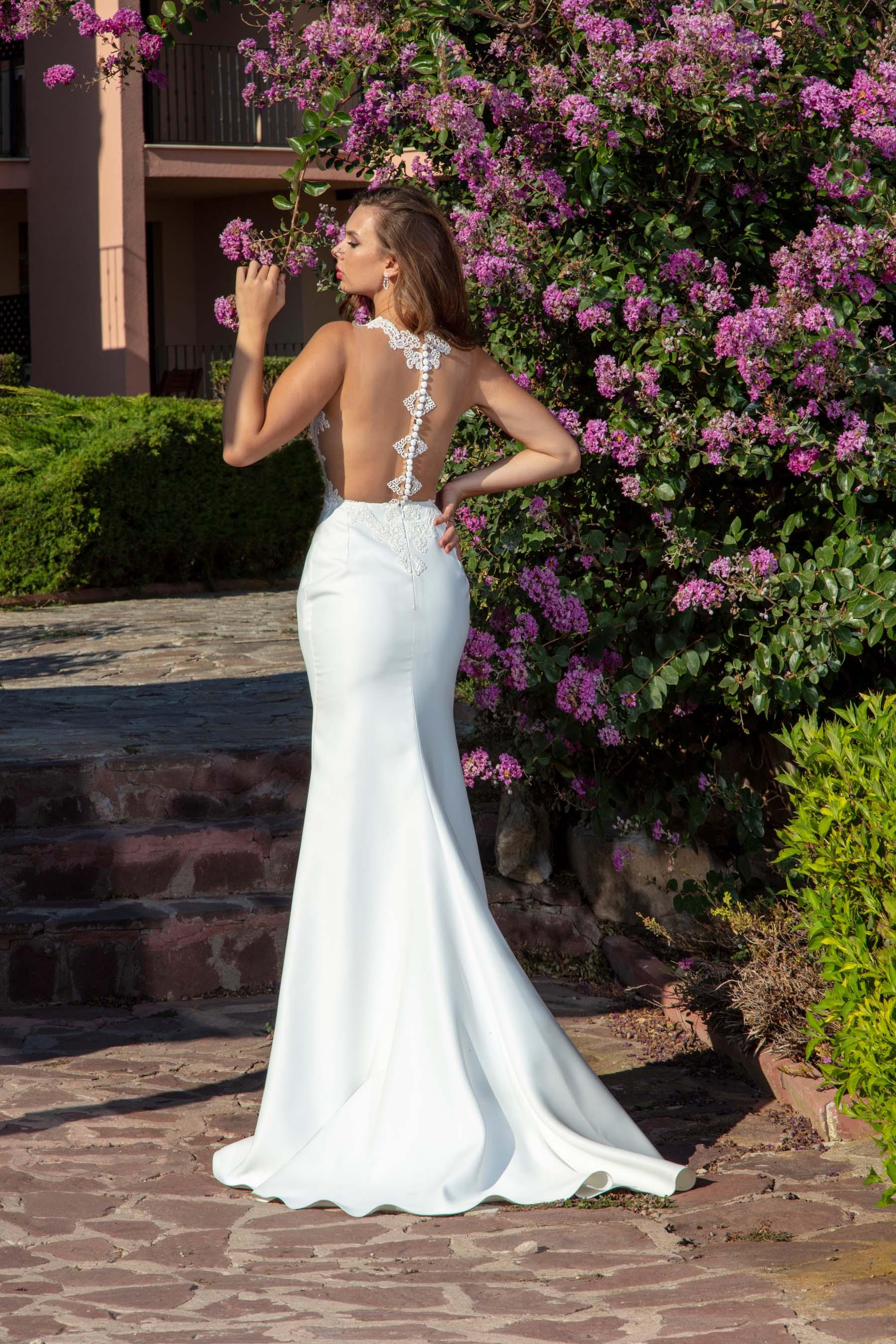 Rochie de Mireasa - Model Franca - Adora Sposa (1)