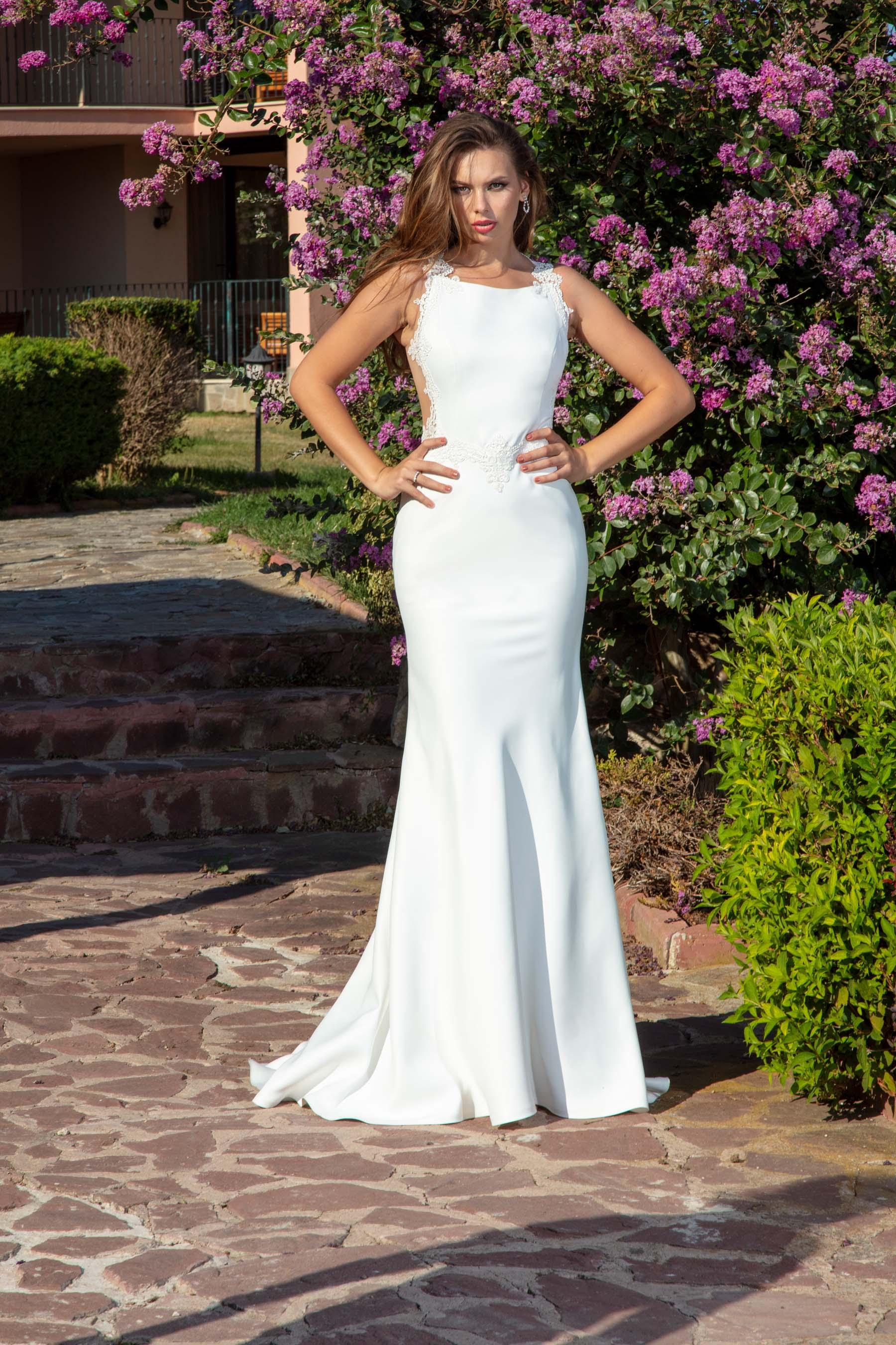 Rochie de Mireasa - Model Franca - Adora Sposa (2)