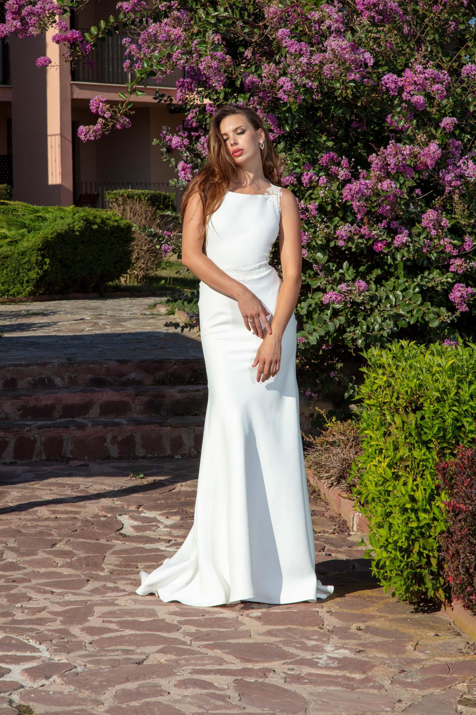 Rochie de Mireasa - Model Franca - Adora Sposa (3)