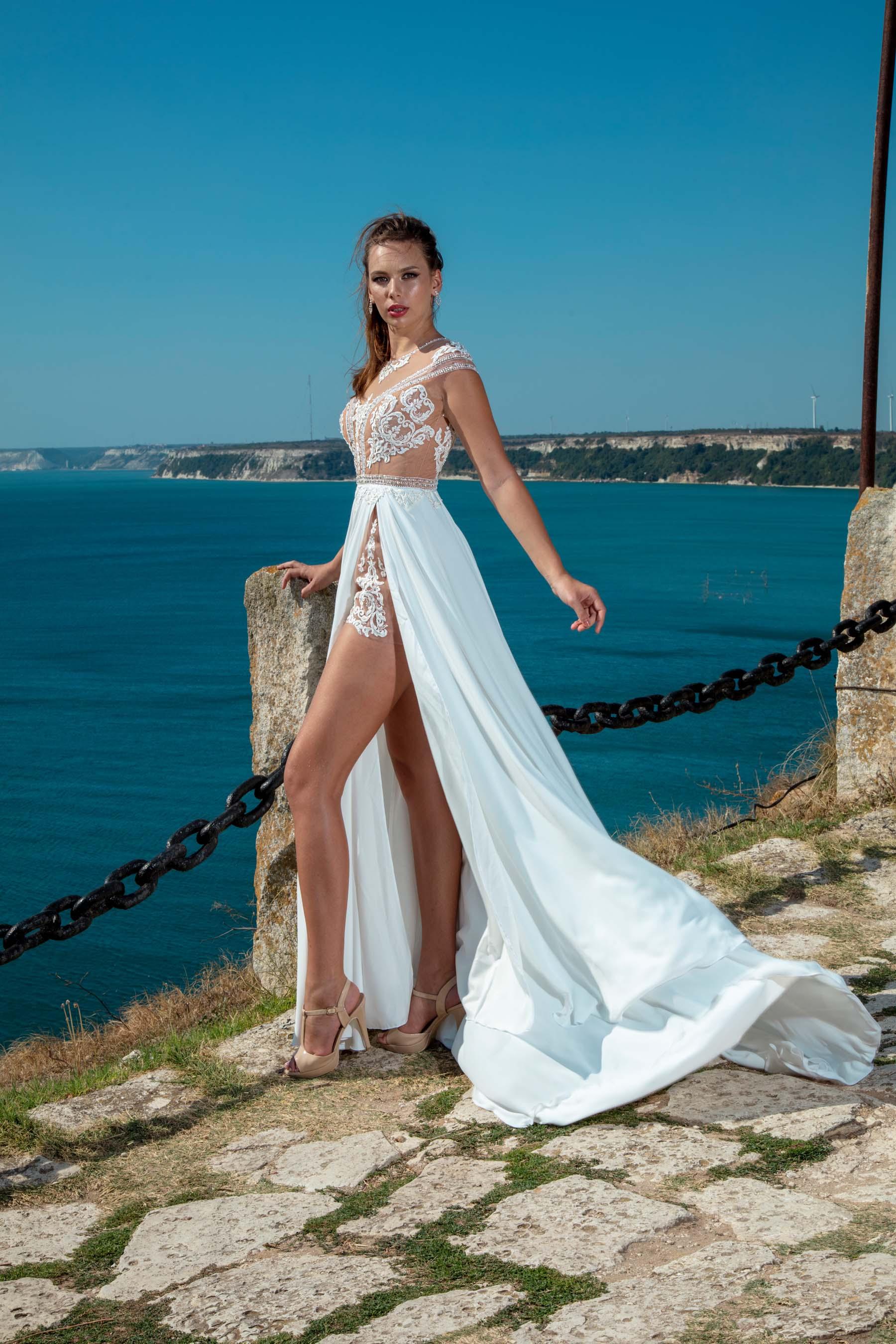Rochie de Mireasa - Model Francesca - Adora Sposa (1)