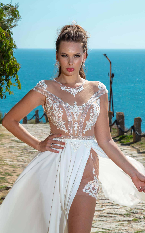 Rochie de Mireasa - Model Francesca - Adora Sposa (4)