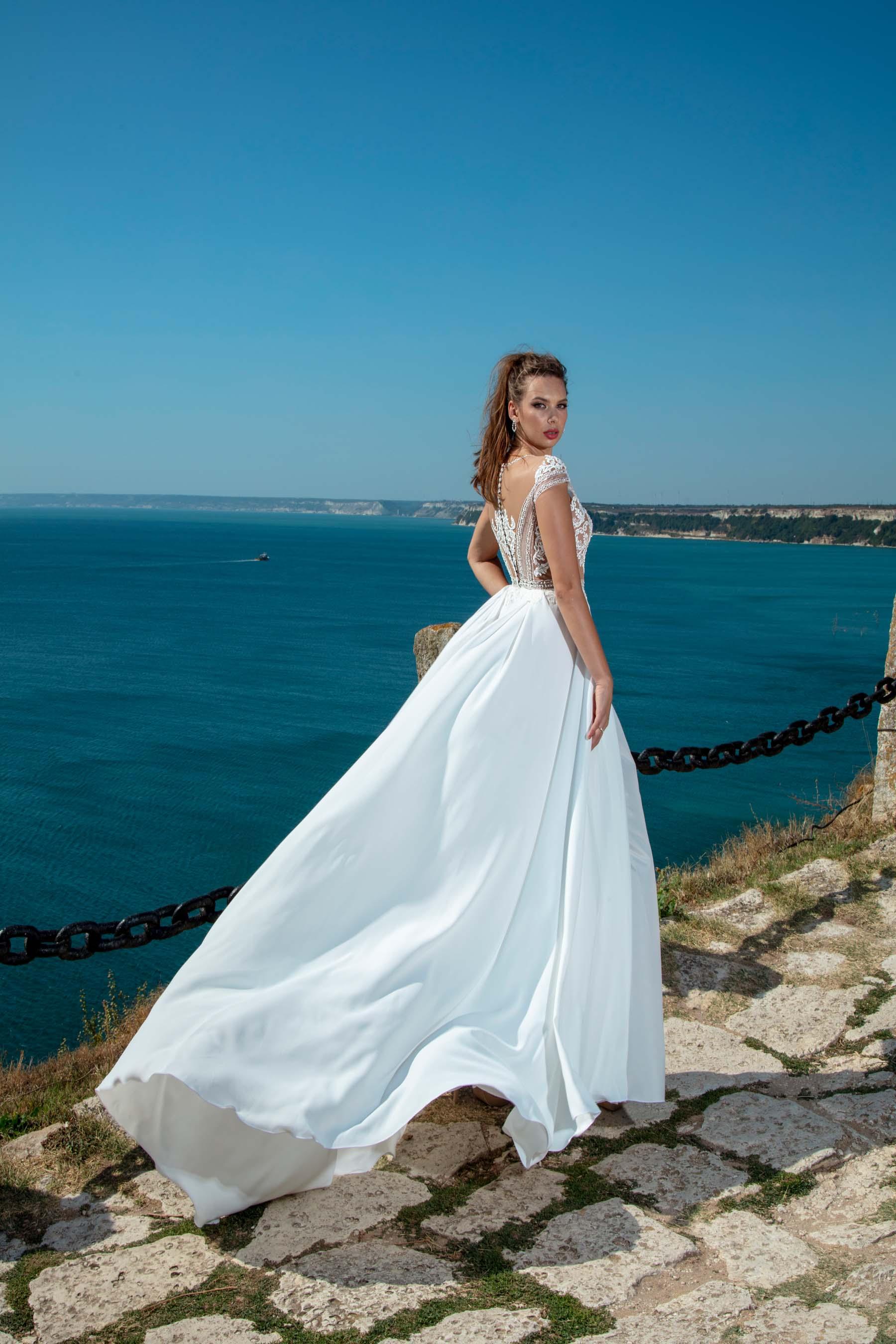Rochie de Mireasa - Model Francesca - Adora Sposa (6)