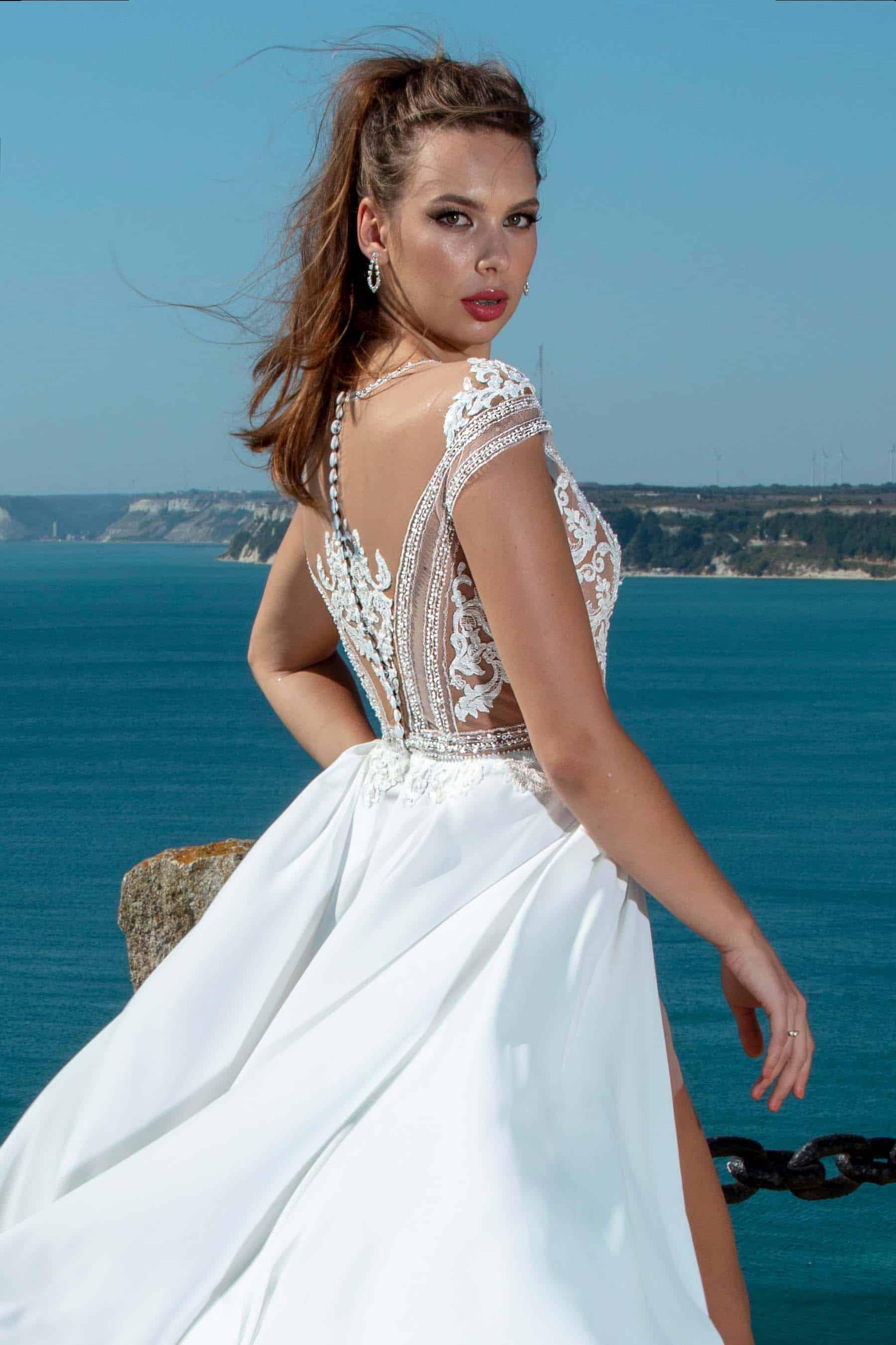 Rochie de Mireasa - Model Francesca - Adora Sposa (7)