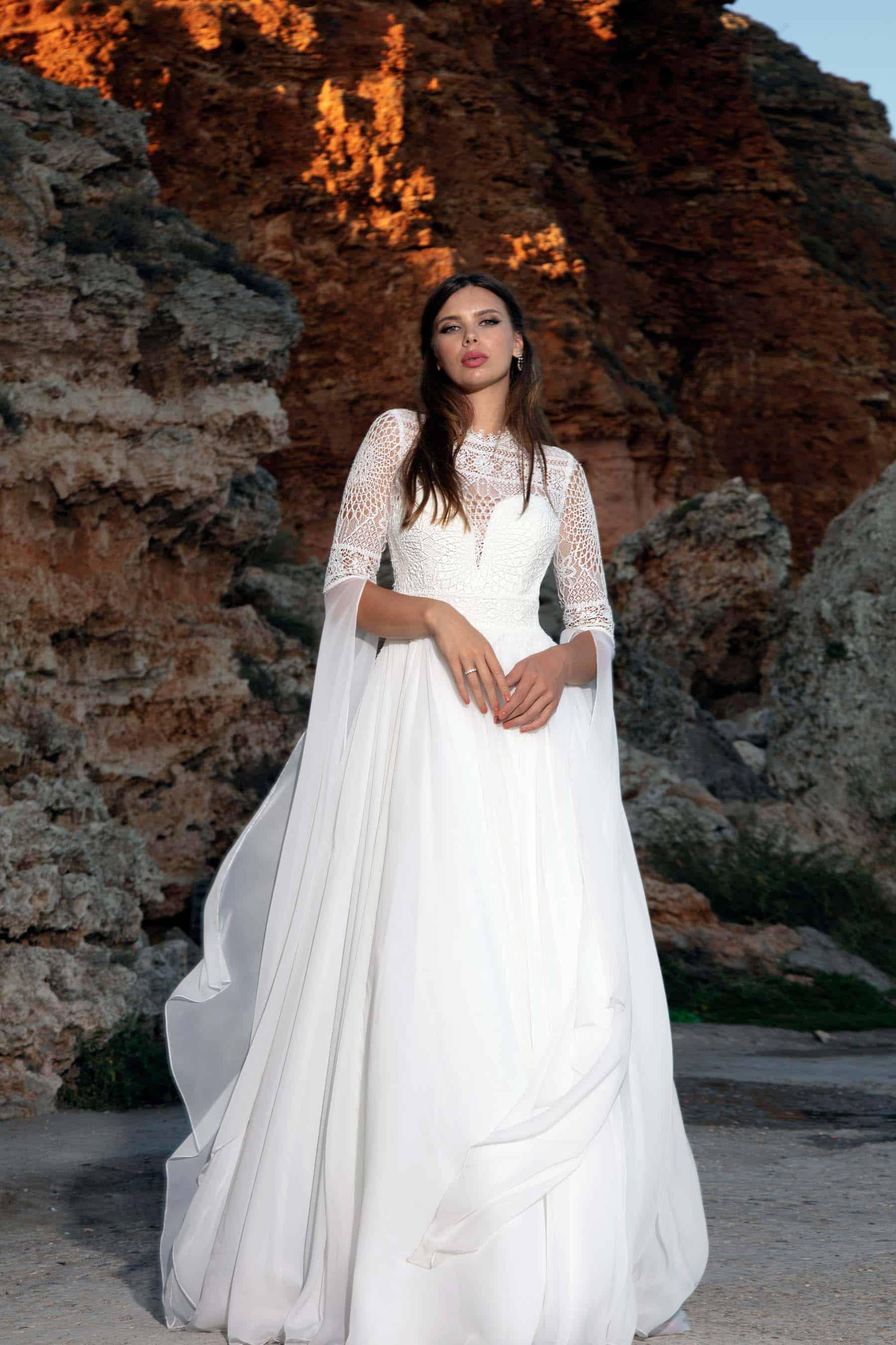 Rochie de Mireasa - Model Freedom - Adora Sposa (4)