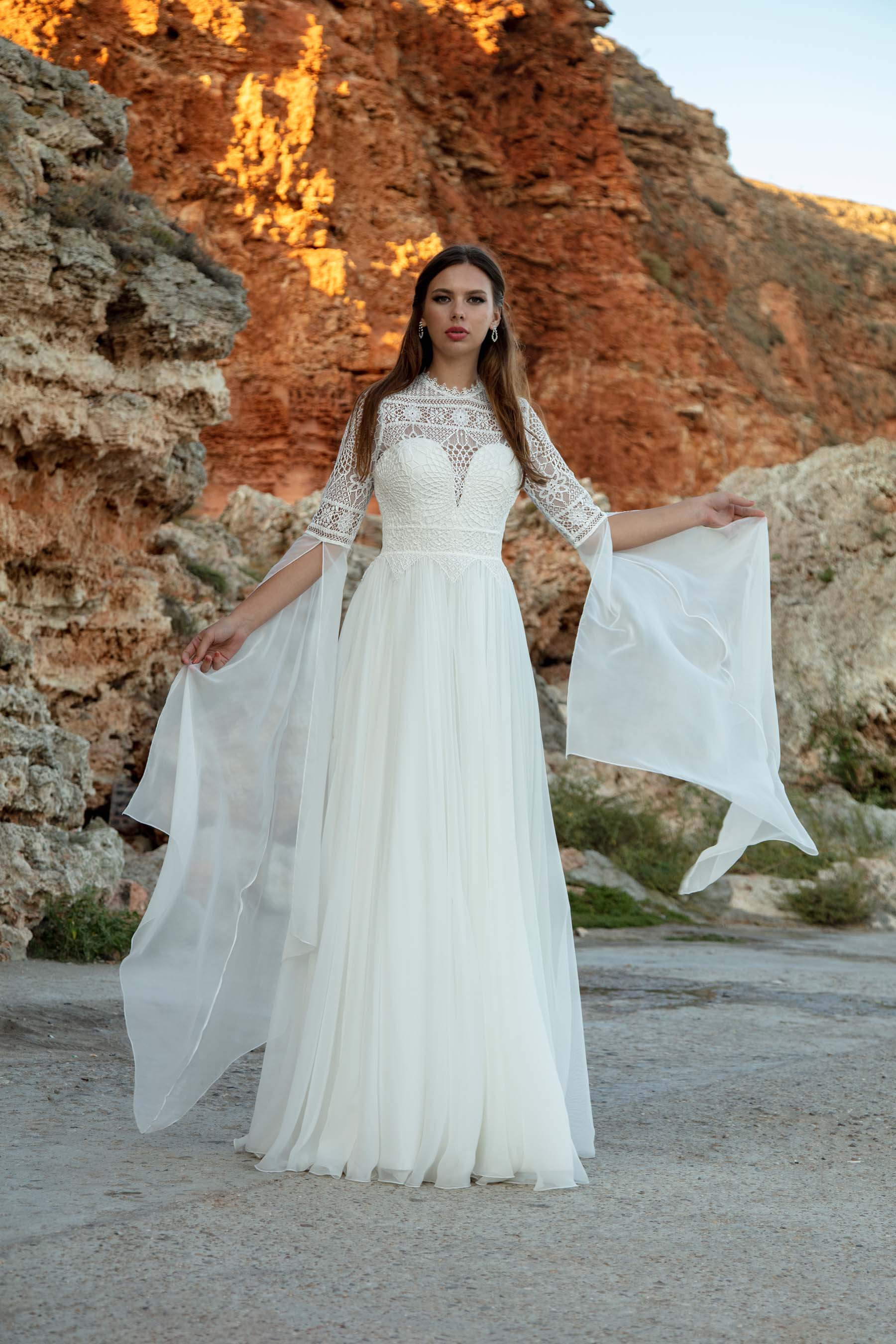 Rochie de Mireasa - Model Freedom - Adora Sposa (5)