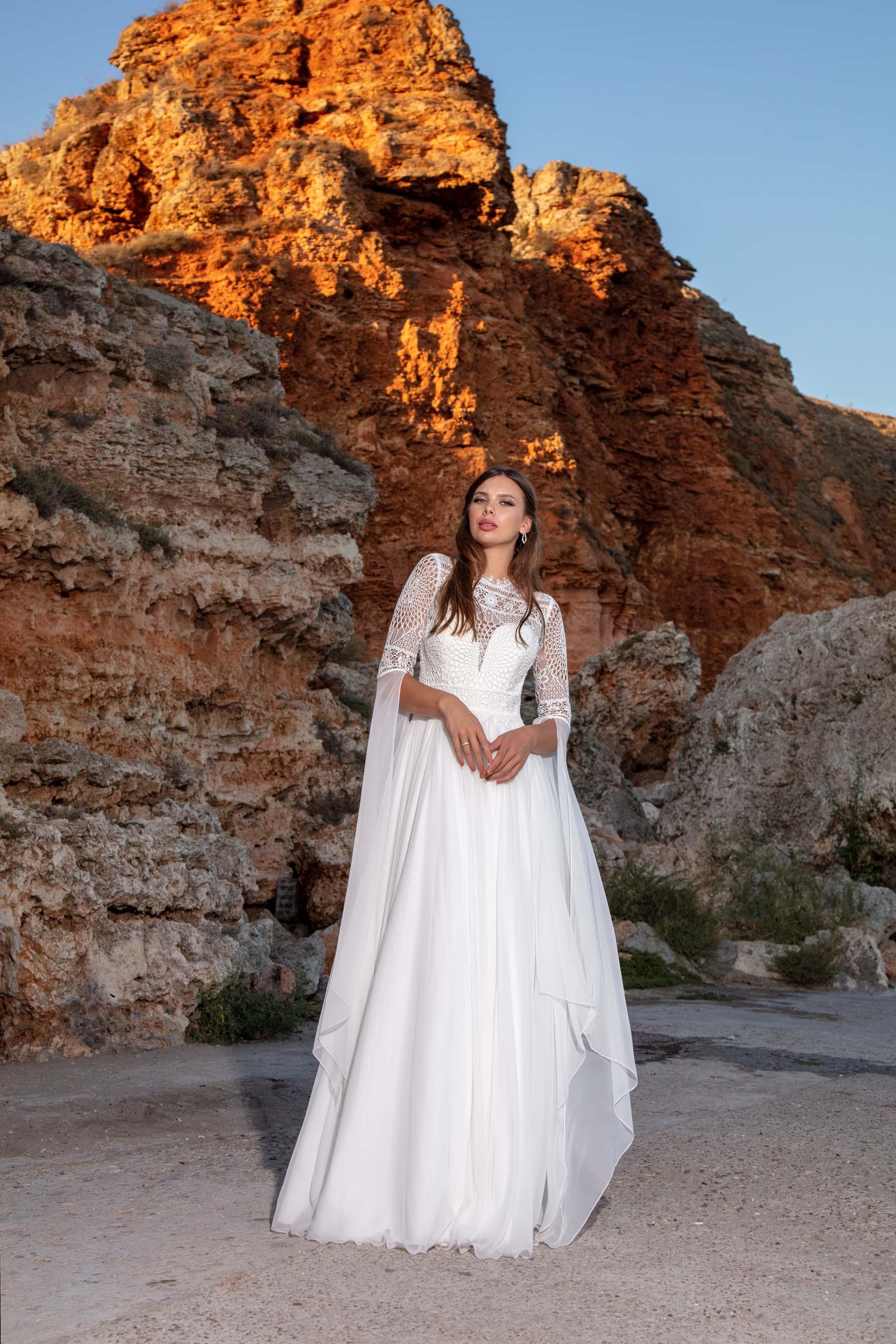 Rochie de Mireasa - Model Freedom - Adora Sposa (7)