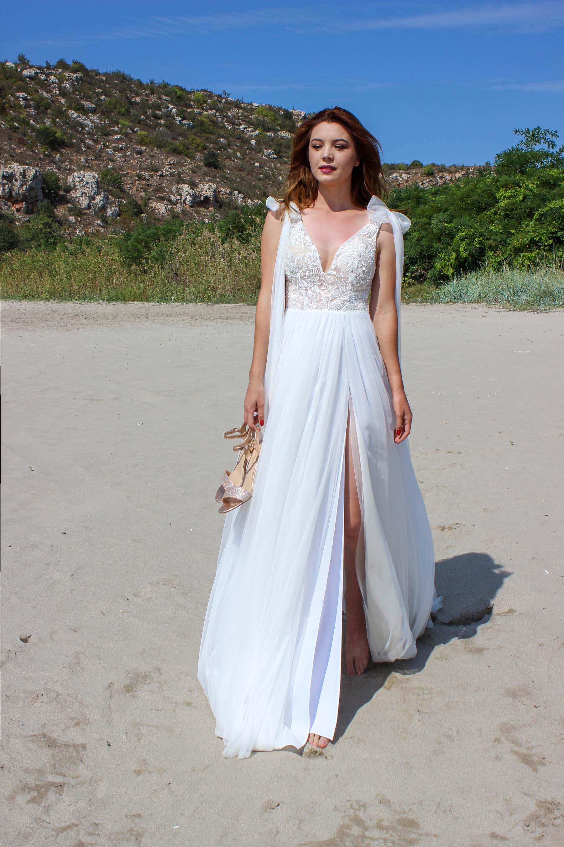 Rochie de Mireasa - Model Fresca - Adora Sposa (2)